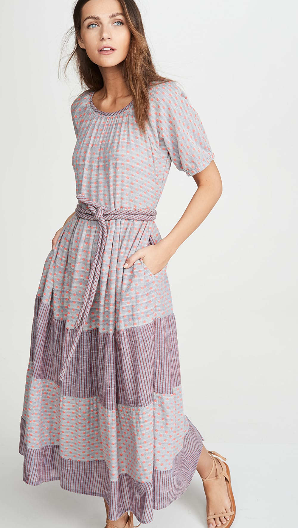 Gentle Ace&jig - Noah Dress Commodities Are Available Without Restriction