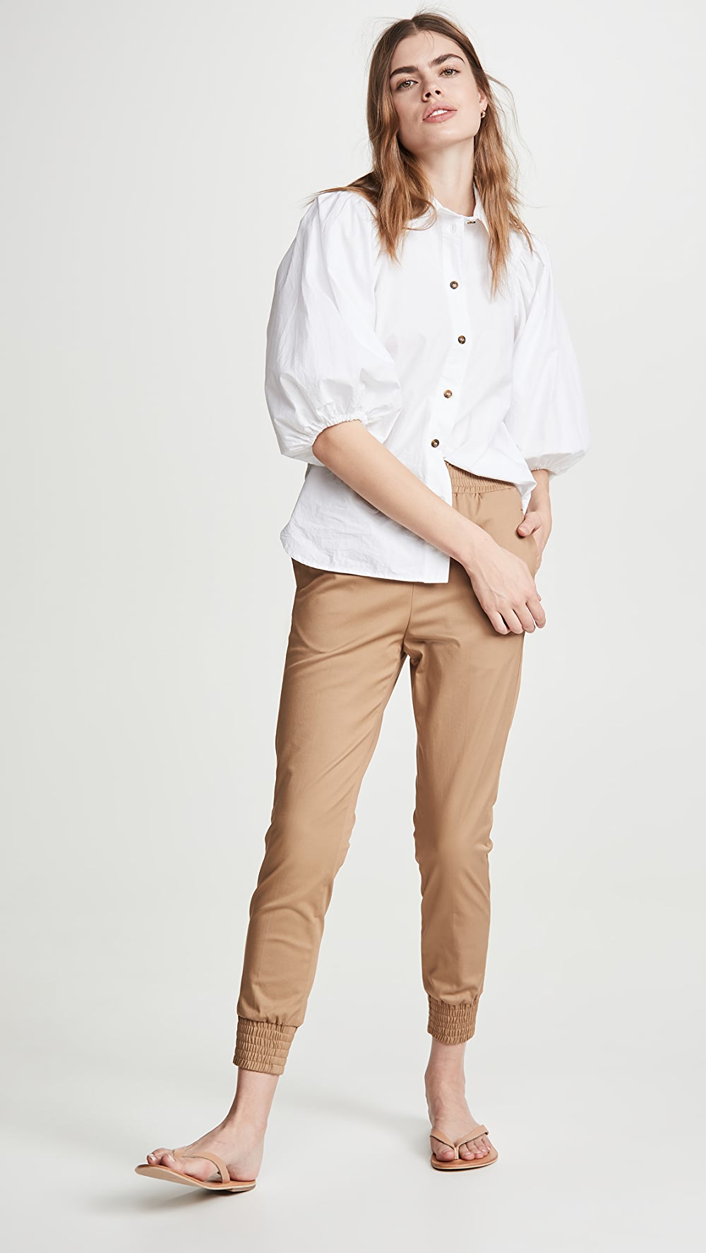 Practical Adeam - Jogger Pants To Have A Long Historical Standing