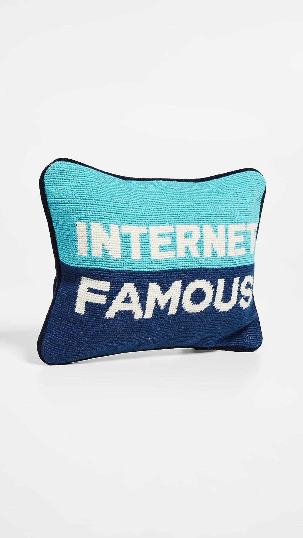 Aspiring Jonathan Adler - Internet Famous Pillow Quell Summer Thirst