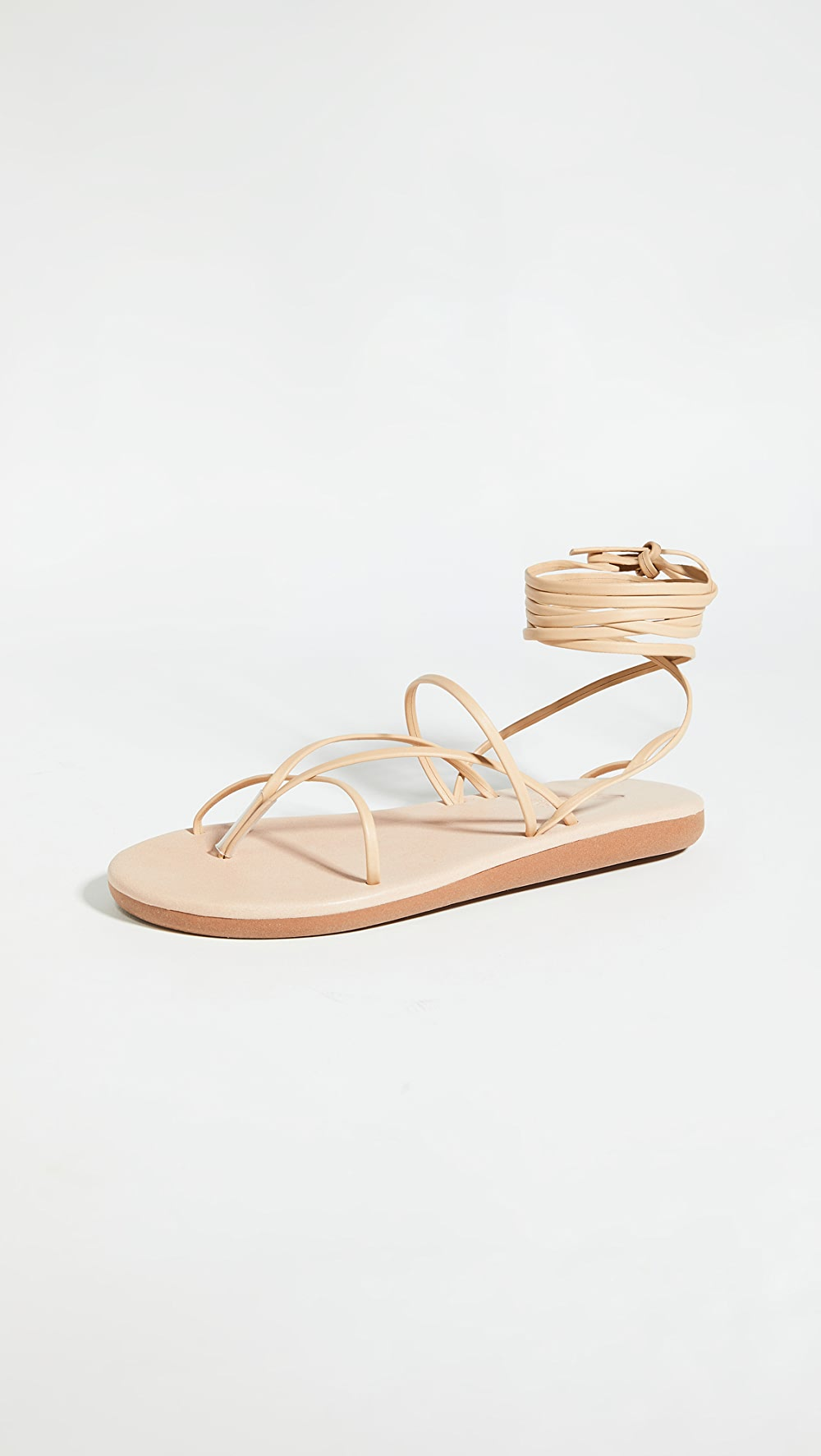 Disciplined Ancient Greek Sandals - String Flip Flops To Reduce Body Weight And Prolong Life