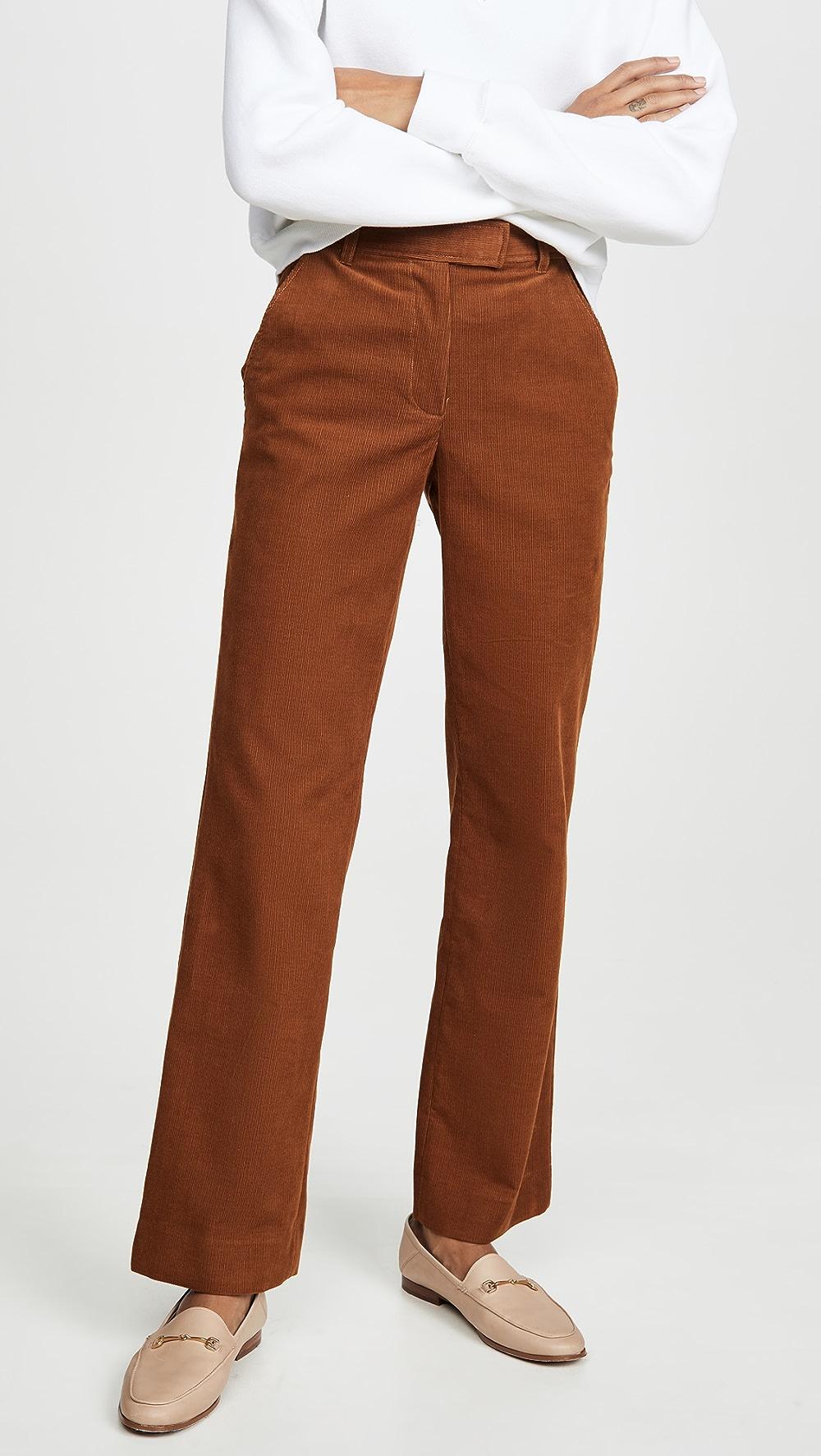 2019 Latest Design A.p.c. - Pantalon Albane Distinctive For Its Traditional Properties