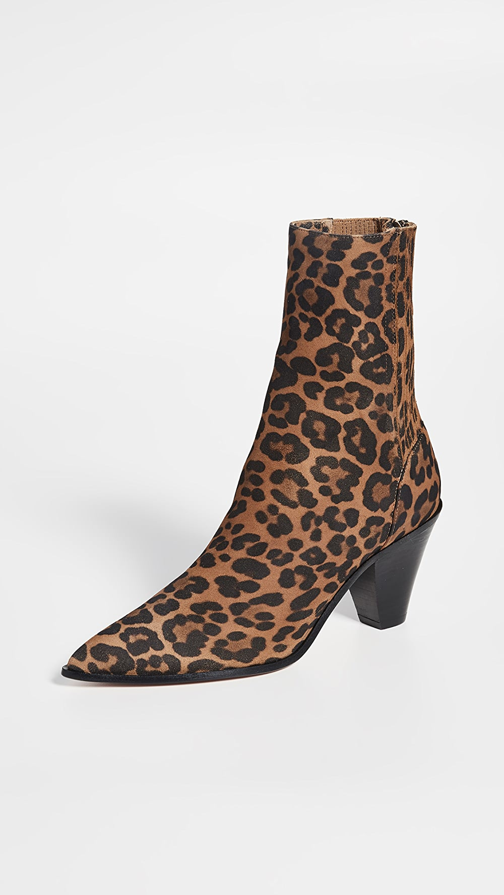 Amiable Aquazzura - Saint Honore' 70mm Booties Handsome Appearance