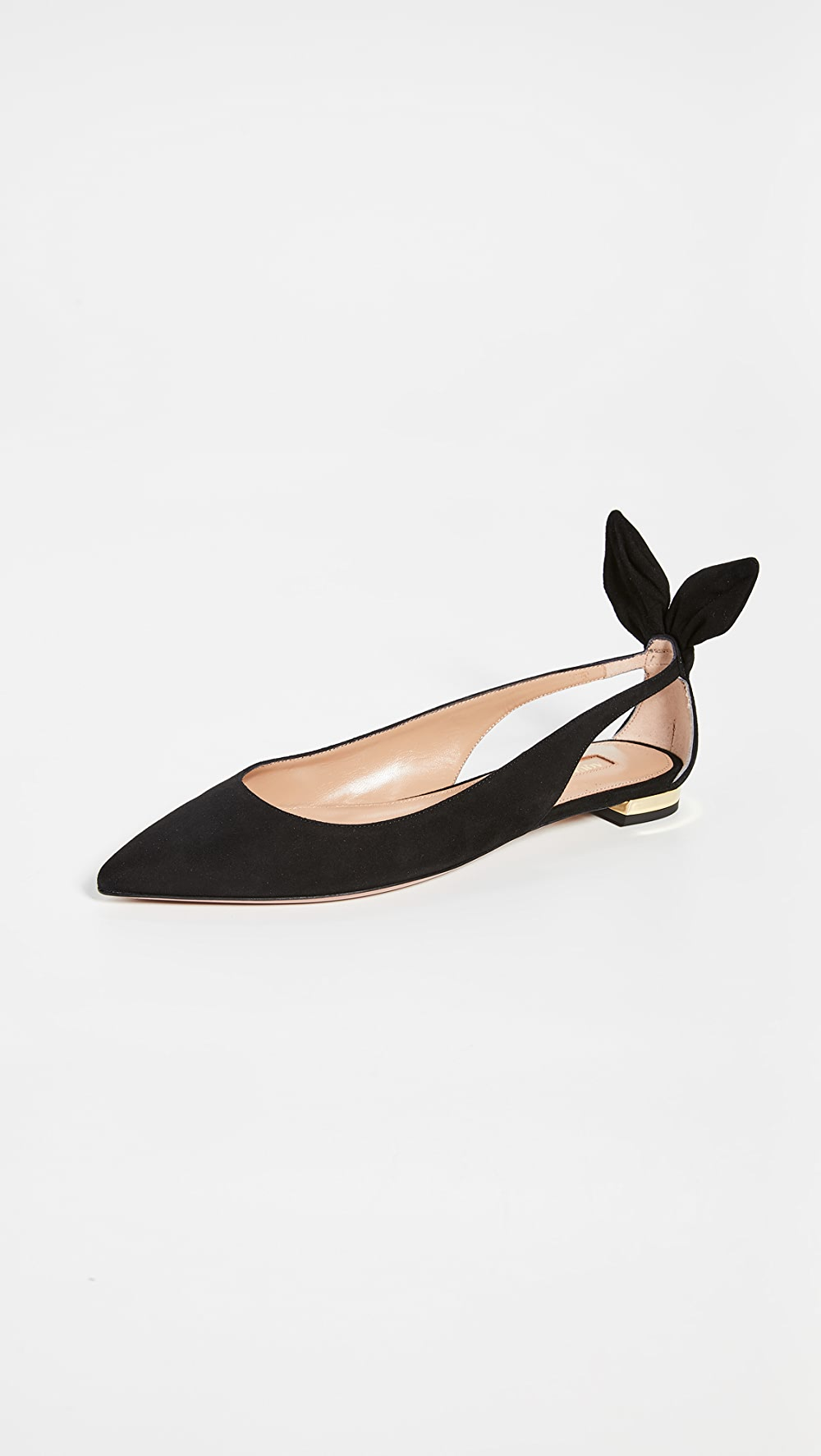 Efficient Aquazzura - Deneuve Ballet Flats To Win A High Admiration And Is Widely Trusted At Home And Abroad.