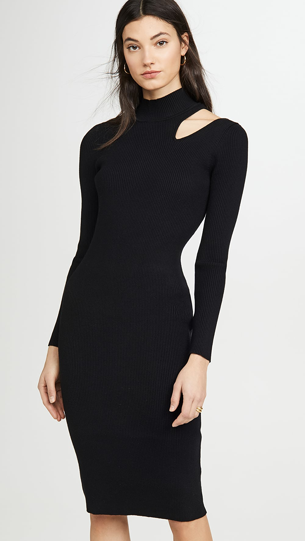 100% Quality Astr The Label - Vivi Sweater Dress Consumers First