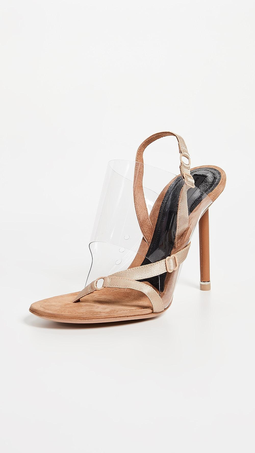 2019 Latest Design Alexander Wang - Kaia High Heel Sandals Removing Obstruction