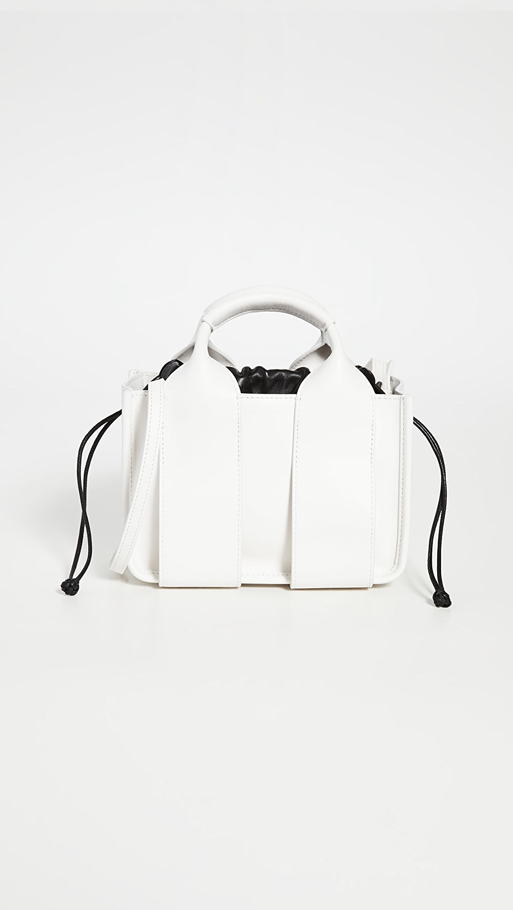 Constructive Alexander Wang - Rockie Small Tote Bright And Translucent In Appearance