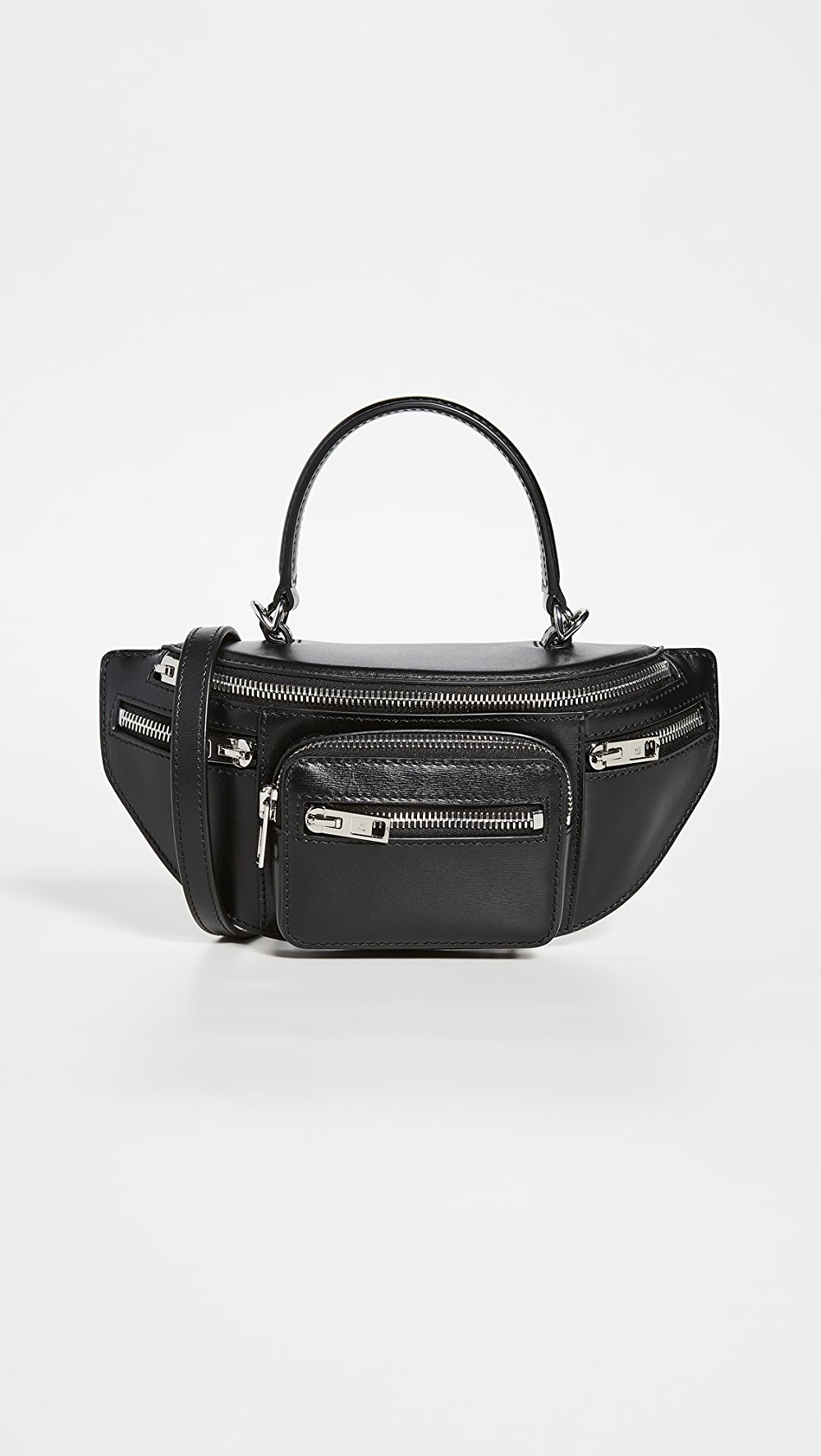 Alert Alexander Wang - Attica Soft Mini Top Handle Bag 100% High Quality Materials