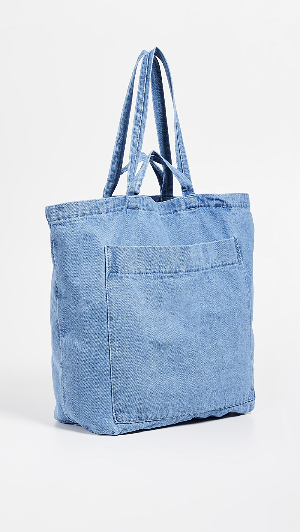 Devoted Baggu - Giant Pocket Tote Smoothing Circulation And Stopping Pains