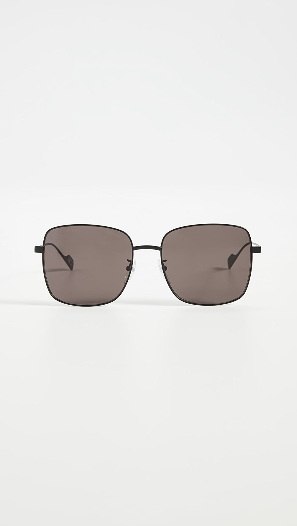 Active Balenciaga - Ghost Oversized Metal Square Sunglasses To Have A Long Historical Standing