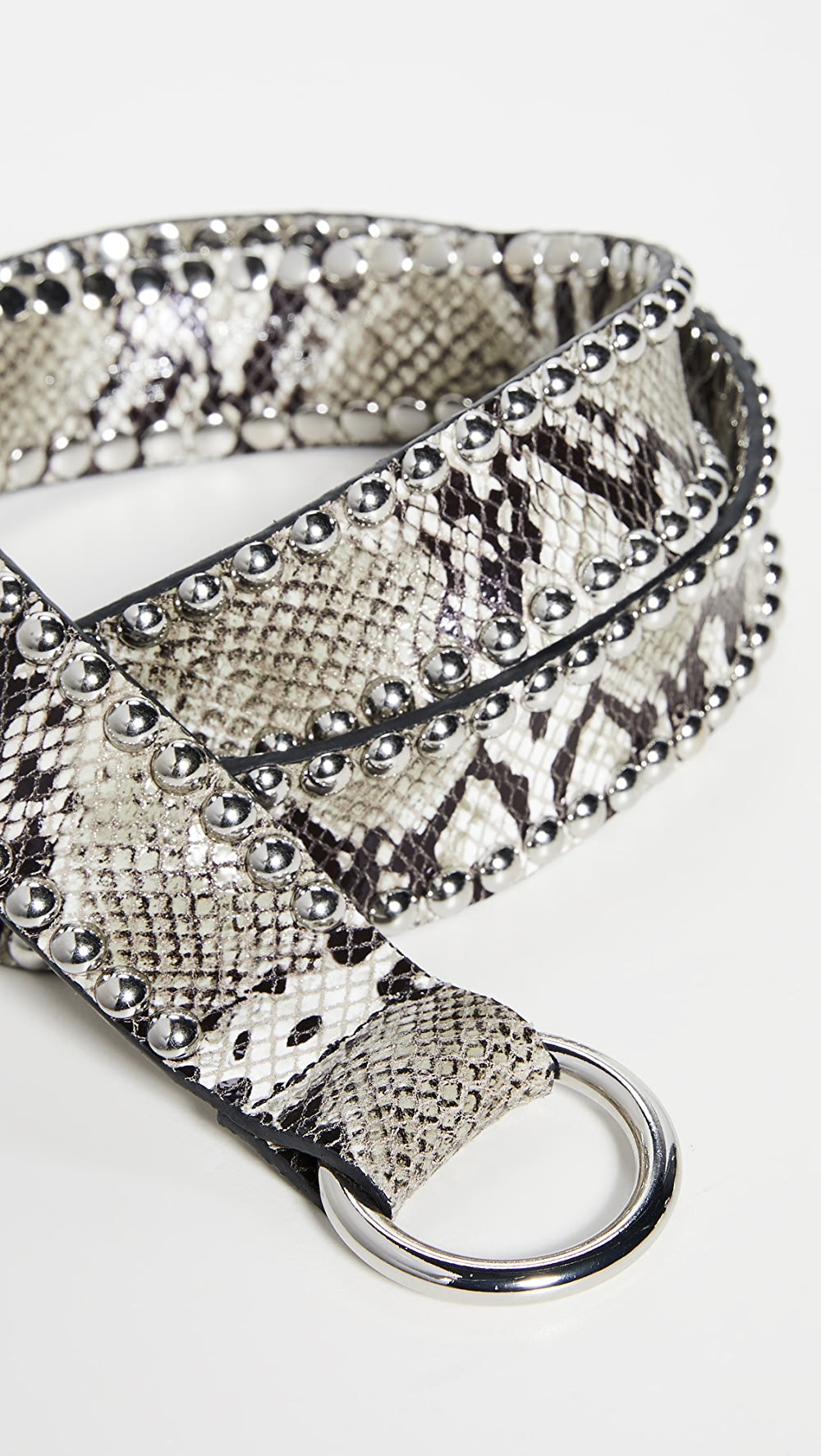 2019 Fashion B-low The Belt - Mia Moto Python Belt To Prevent And Cure Diseases