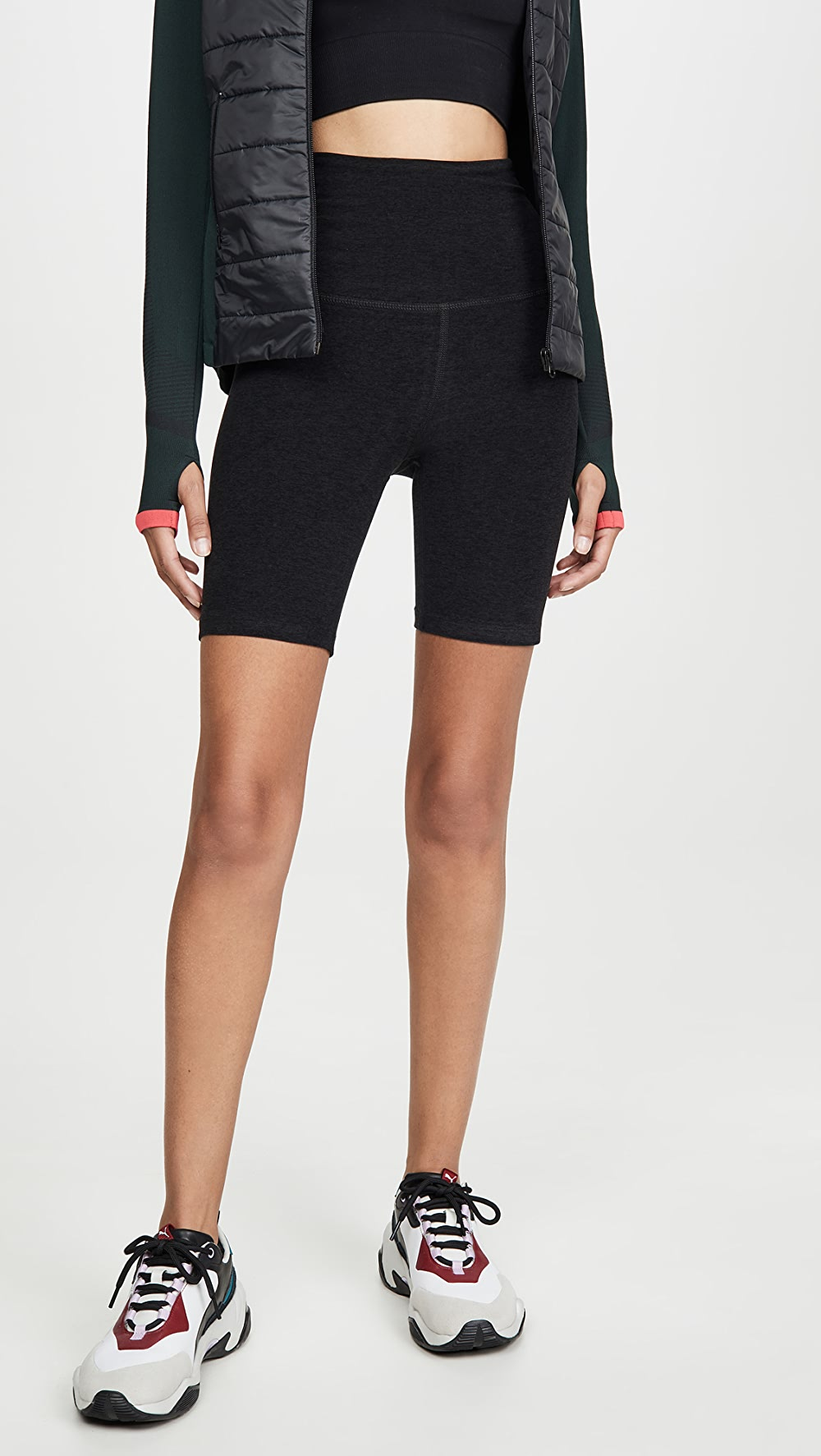 Bright Beyond Yoga - High Waisted Biker Shorts Complete Range Of Articles