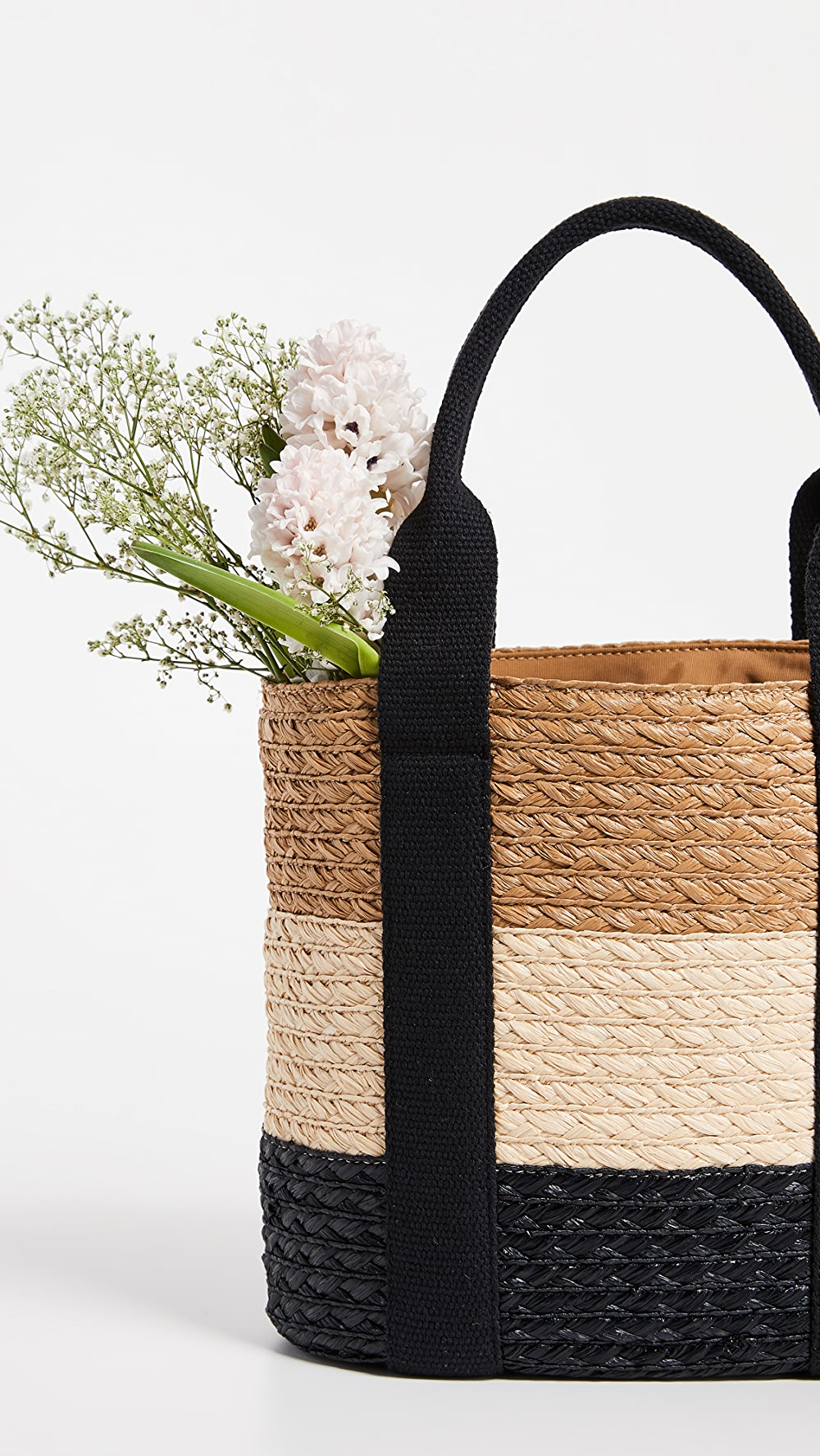 Fast Deliver Caterina Bertini - Stripe Tote With A Long Standing Reputation