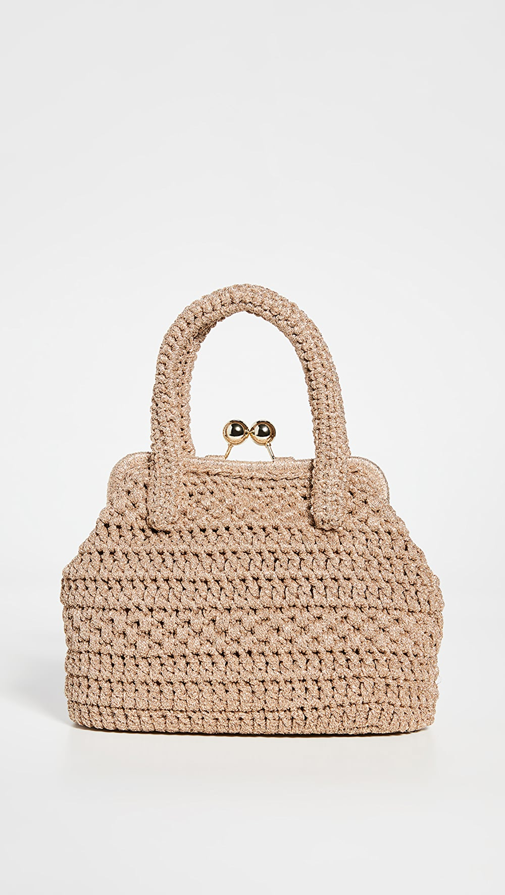 Amiable Caterina Bertini - Woven Lady Bag Without Return