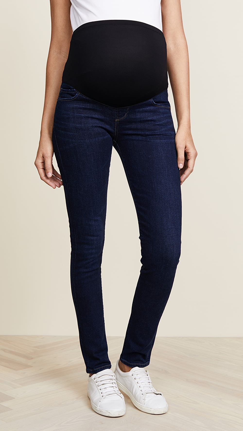 Just Citizens Of Humanity - Maternity Avedon Skinny Jeans Sufficient Supply