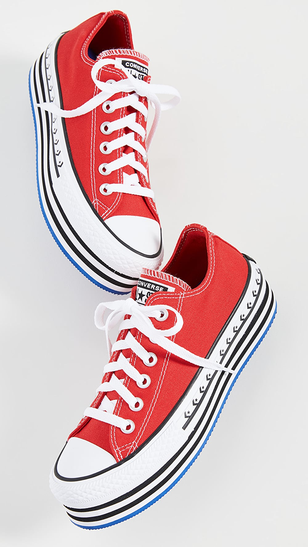 Ambitious Converse - Chuck Taylor All Star Lift Archival Canvas Ox Sneakers Nourishing Blood And Adjusting Spirit