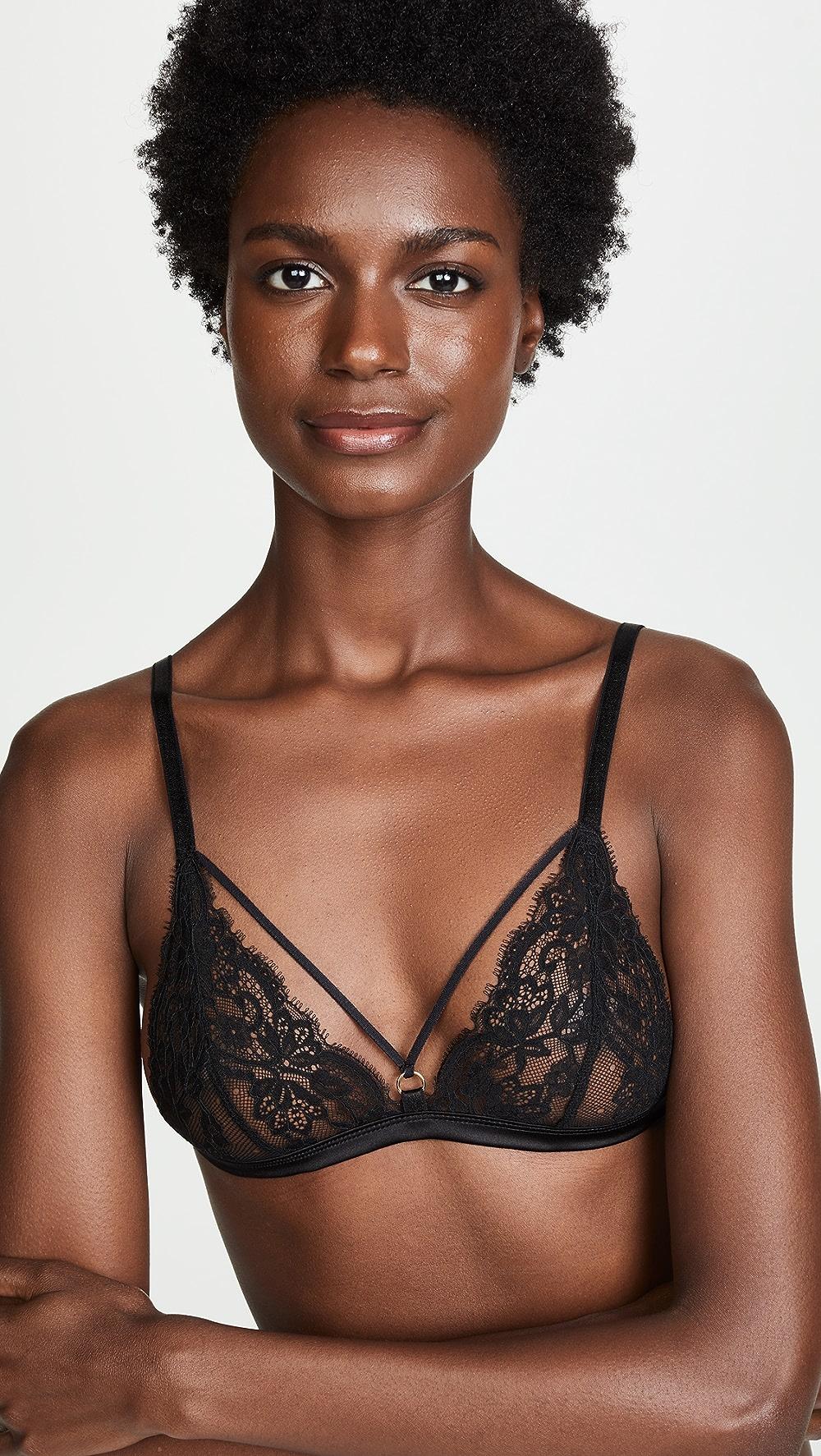 2019 New Style Coco De Mer - Seraphine Triangle Bra Good Reputation Over The World