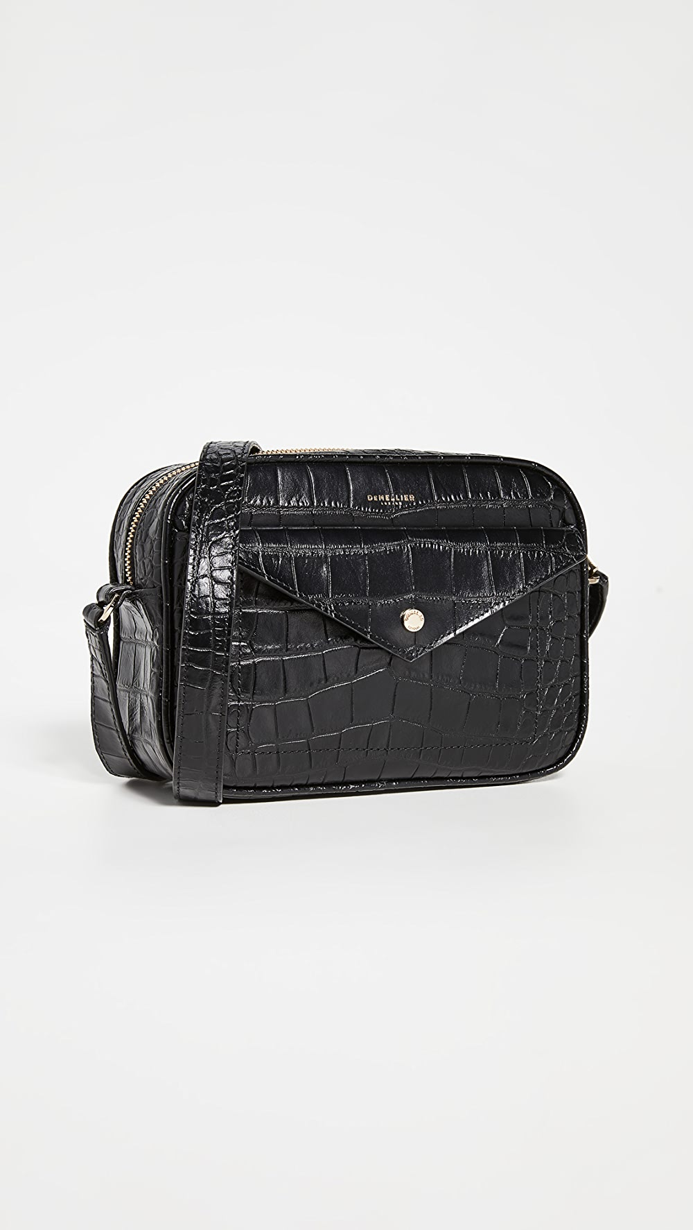 Forceful Demellier - Oxford Crossbody Bag Spare No Cost At Any Cost