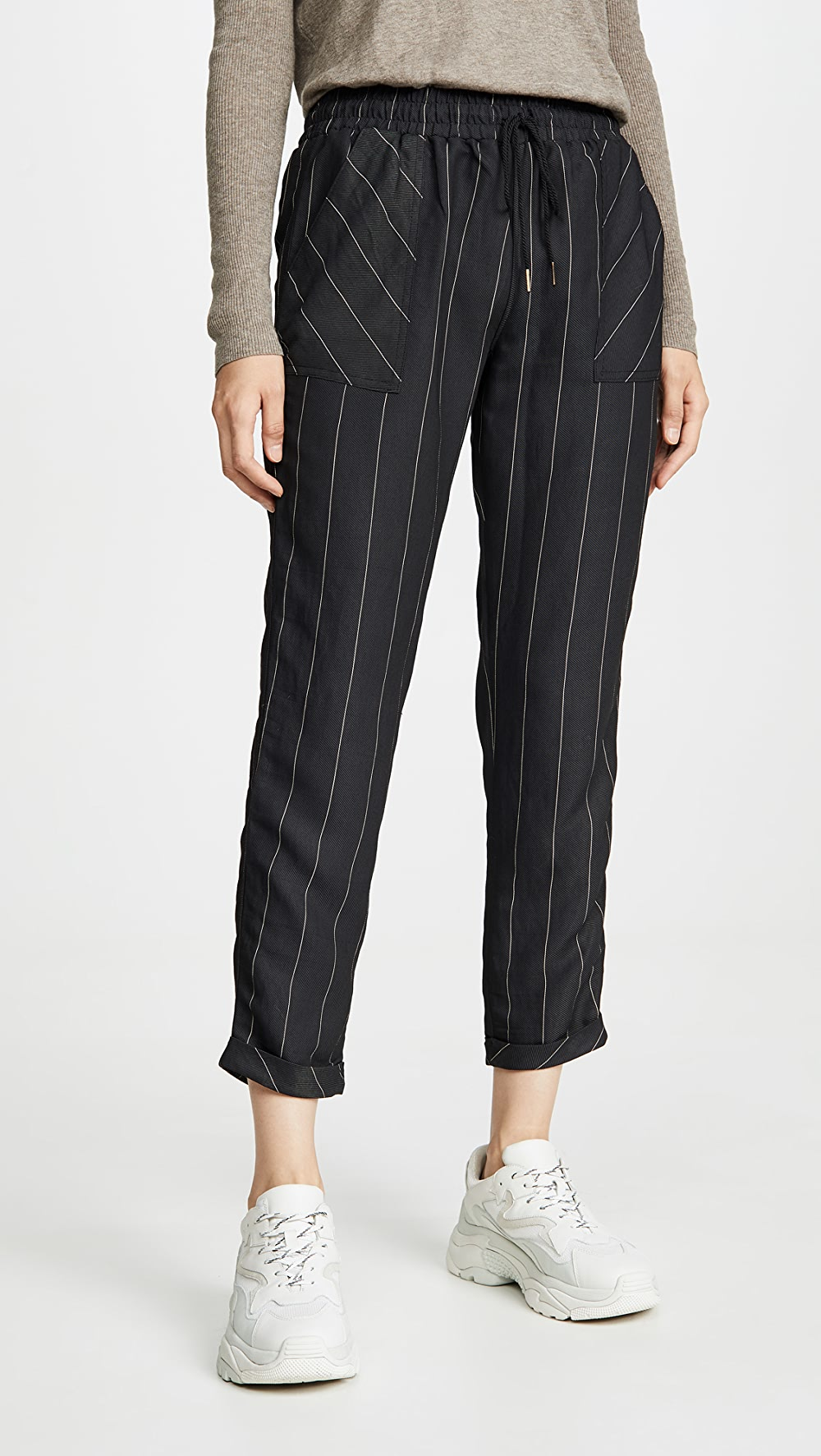 Genteel David Lerner - Kennedy Cuffed Tappered Joggers Low Price