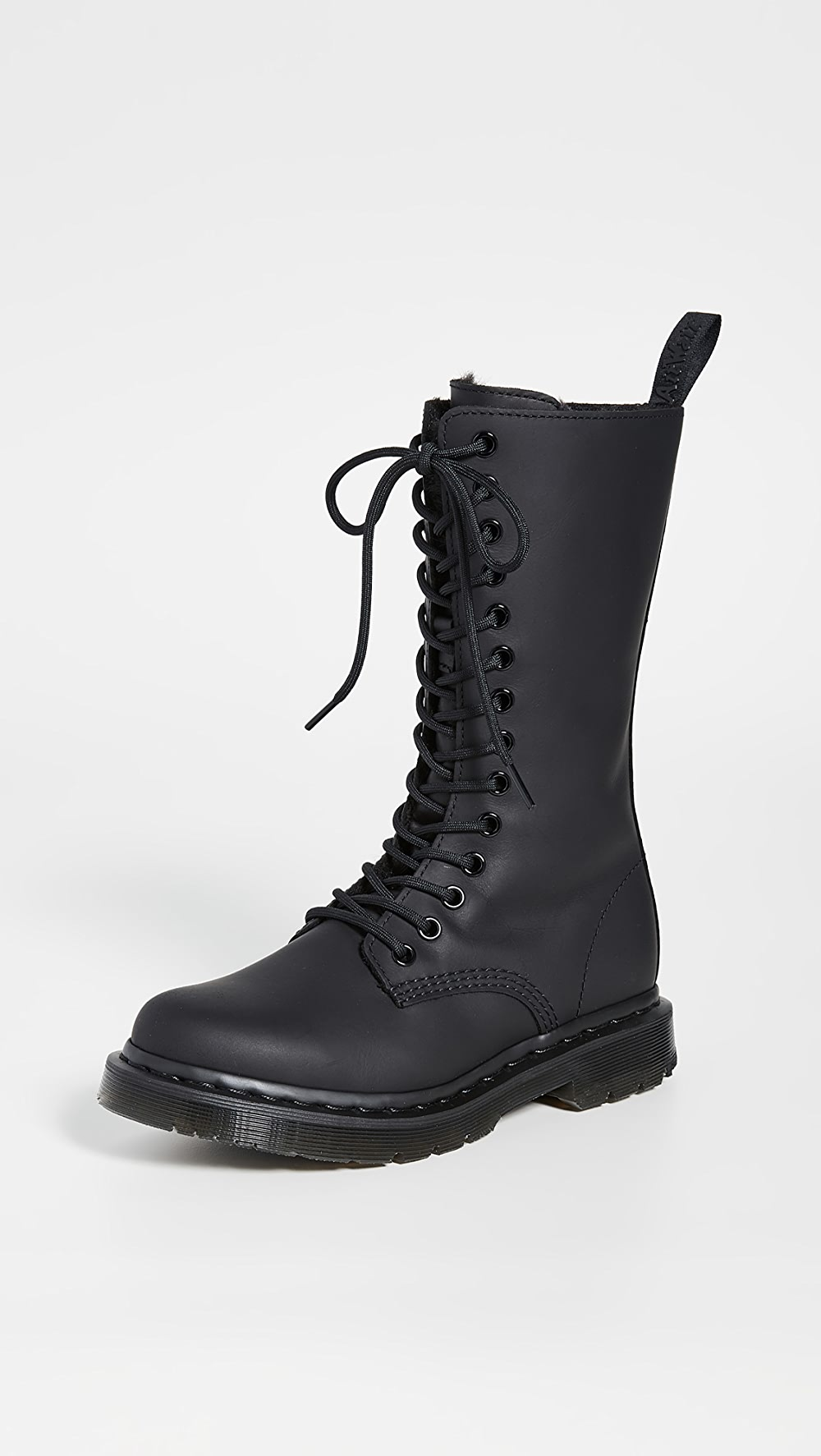 Constructive Dr. Martens - 1914 Kolbert Tall 14 Eye Boots To Reduce Body Weight And Prolong Life