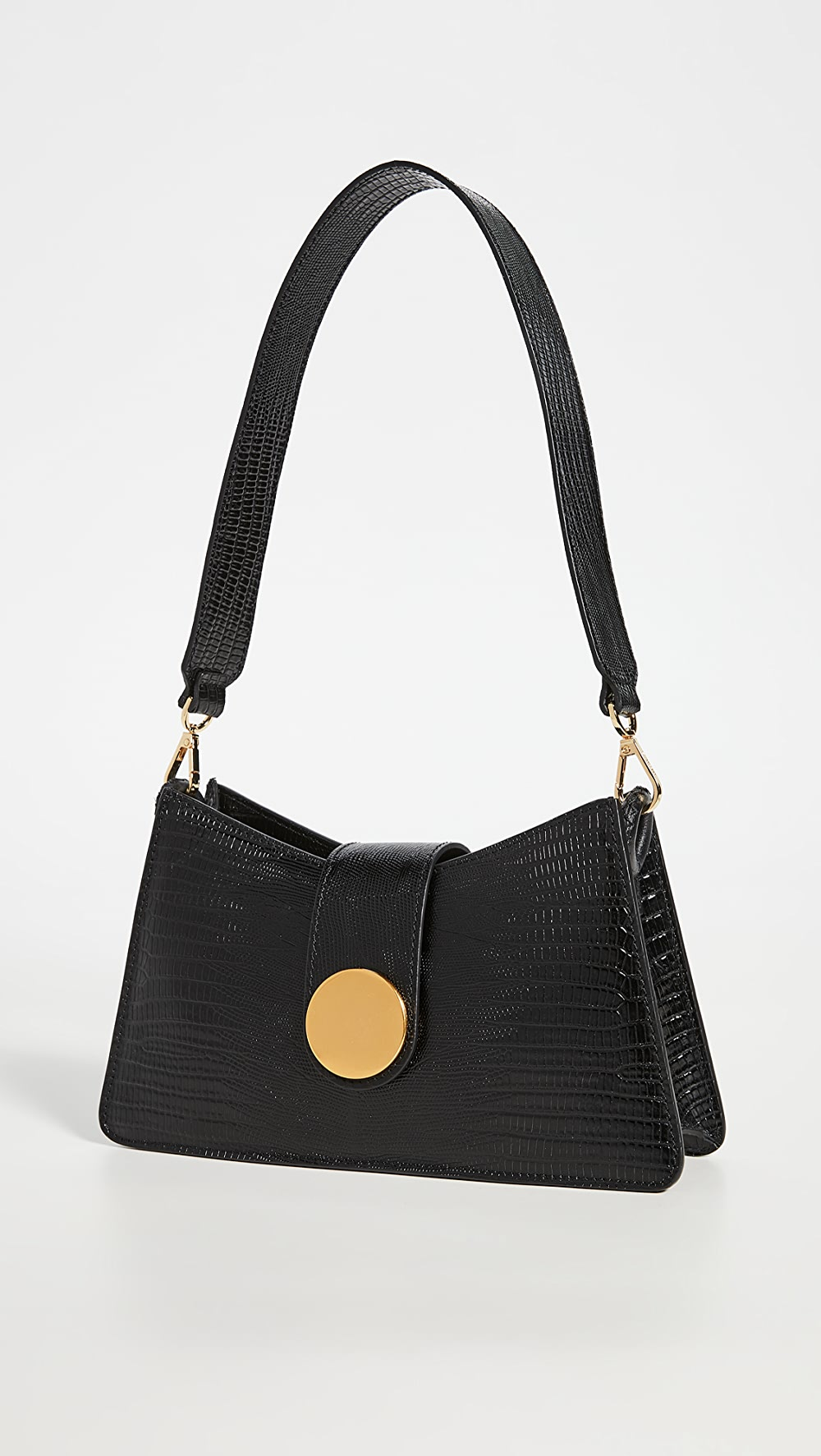The Cheapest Price Elleme - Embossed Baguette Bag Dependable Performance