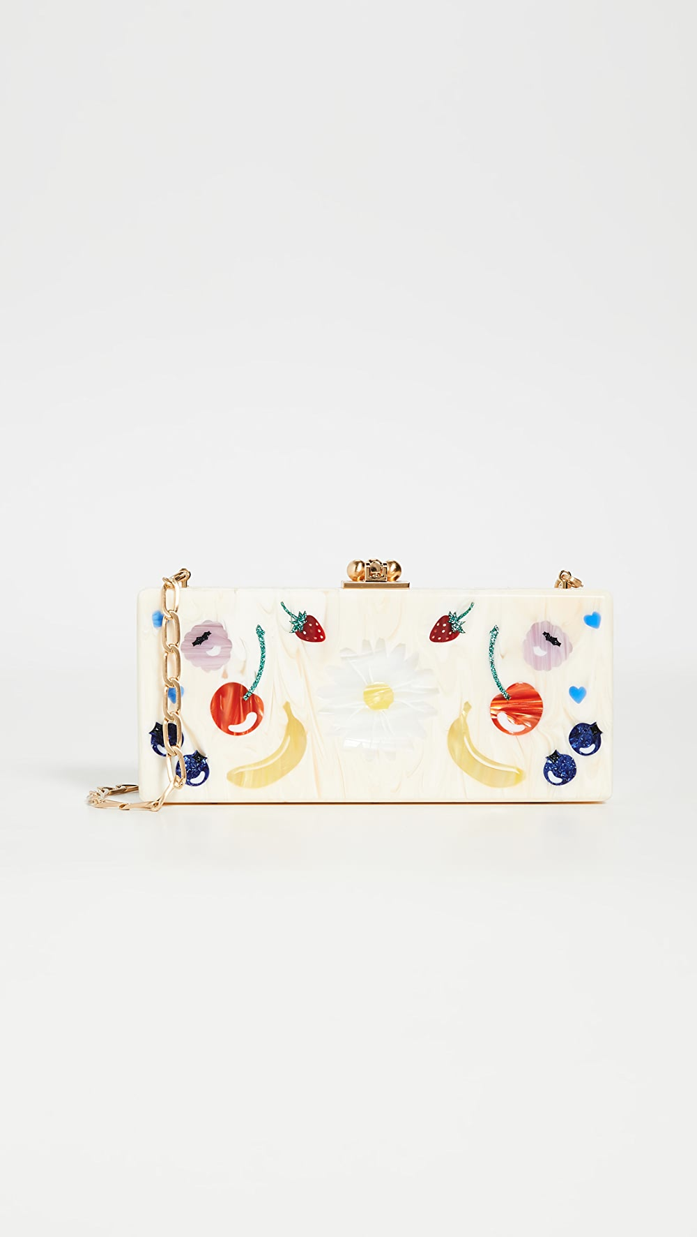 Delicious Edie Parker - Medium Slim Clutch Last Style