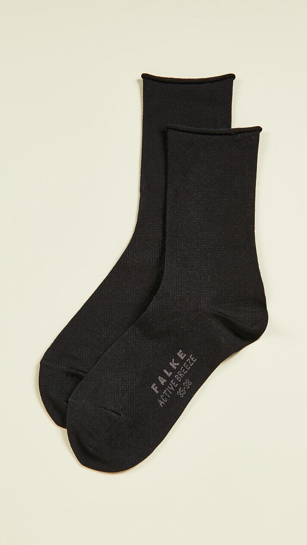 Honest Falke - Acitve Breeze Roll Top Socks Complete In Specifications