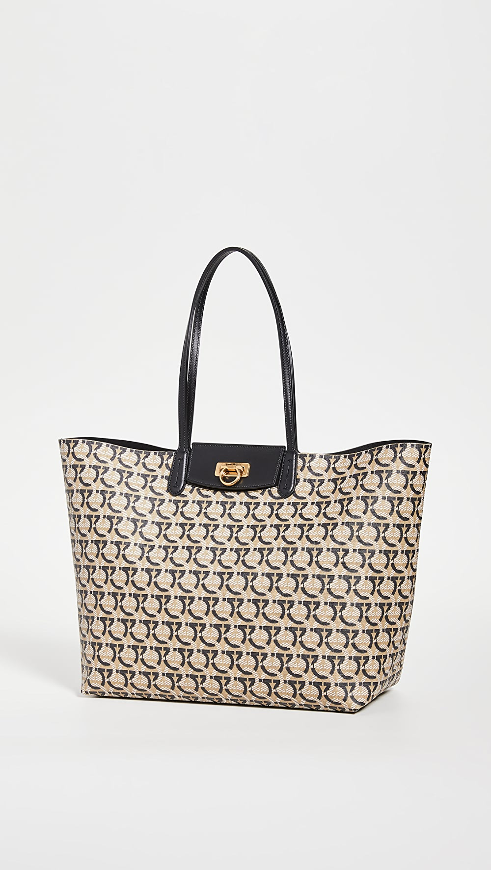 Responsible Salvatore Ferragamo - All Gancini Tote Ample Supply And Prompt Delivery