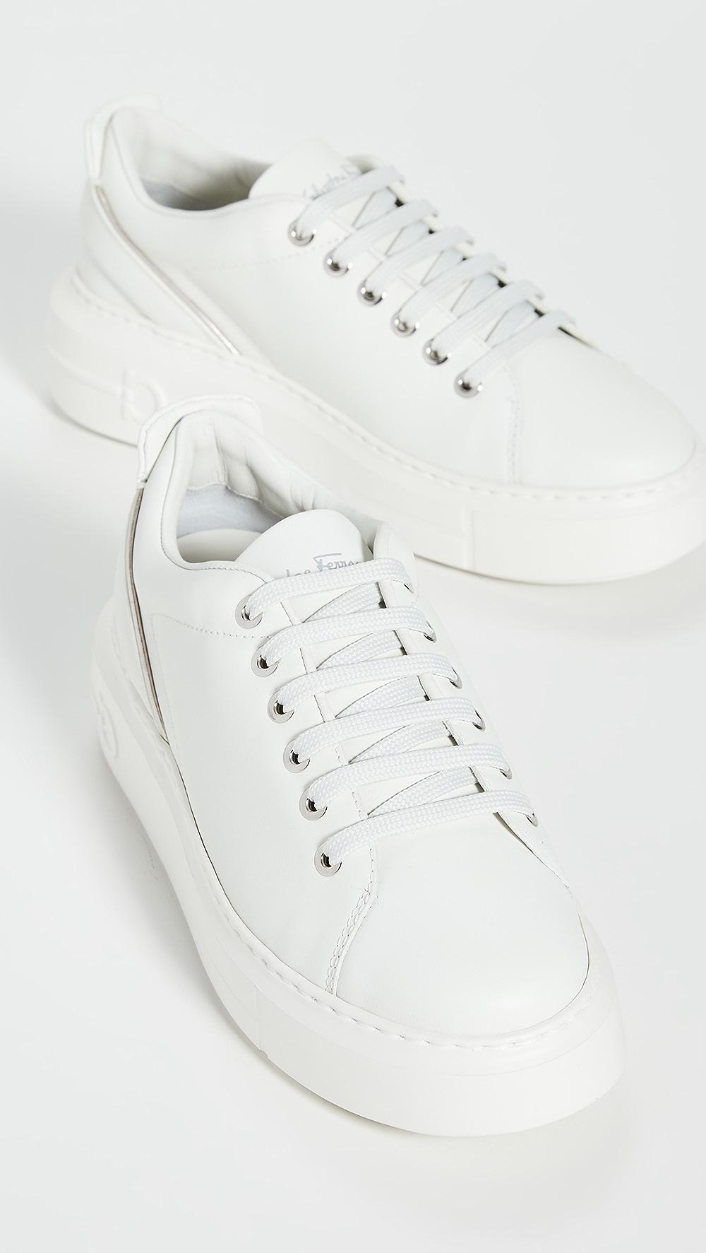 Amiable Salvatore Ferragamo - Senise Sneakers Convenience Goods