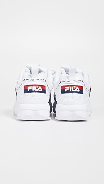 Fila shopbop Disruptor II Premium Repeat Sneakers – Ross