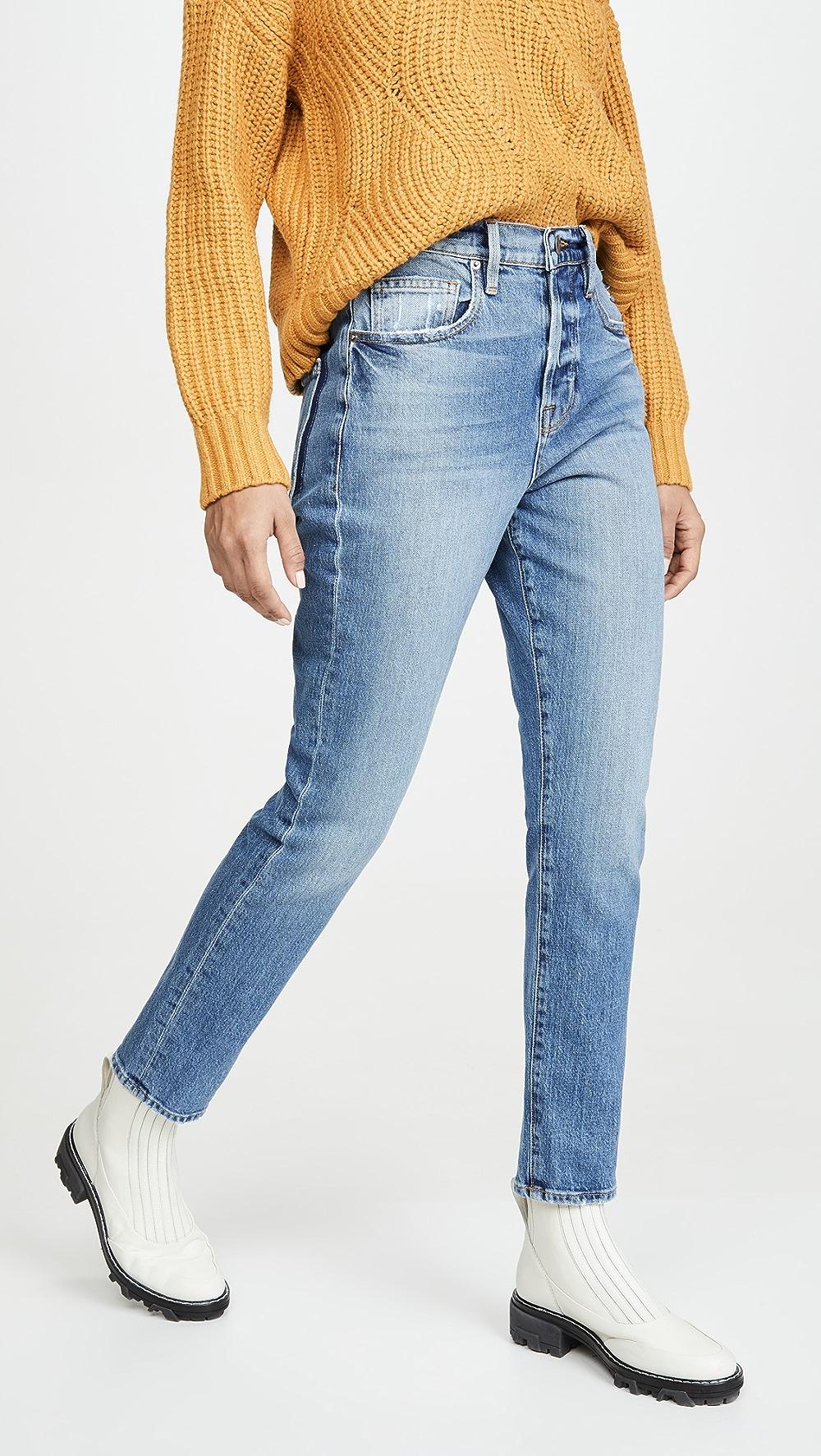 United Frame - Le Original Skinny Mix Pocket Jeans Good Taste