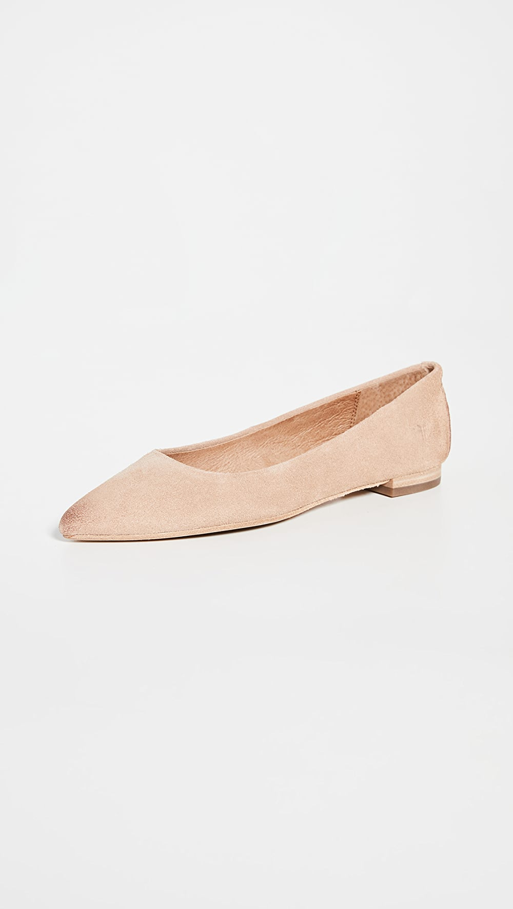 Competent Frye - Sienna Ballet Flats 50% OFF