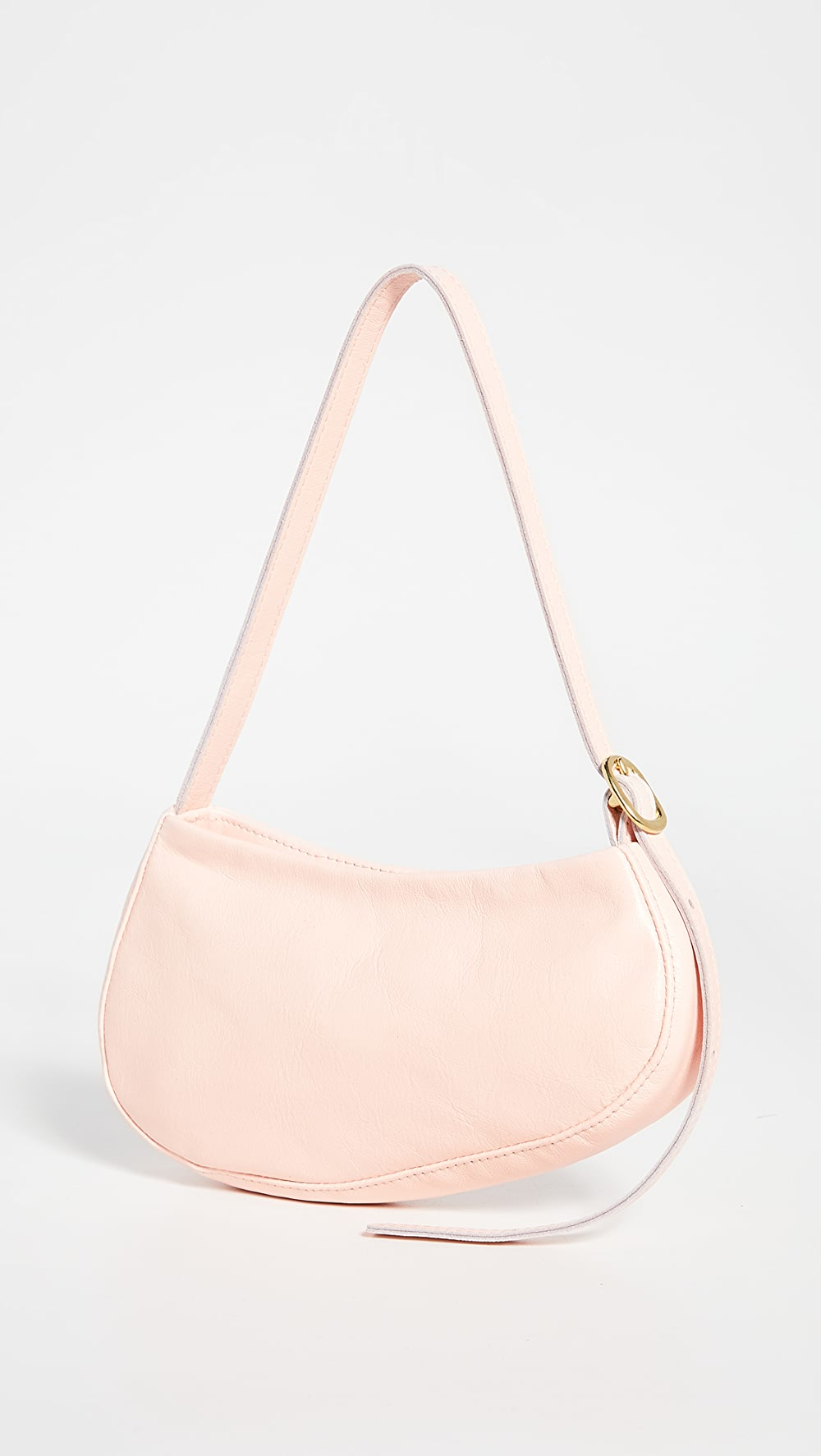 New Fashion Georgia Jay - Bean Baguette Bag Durable In Use