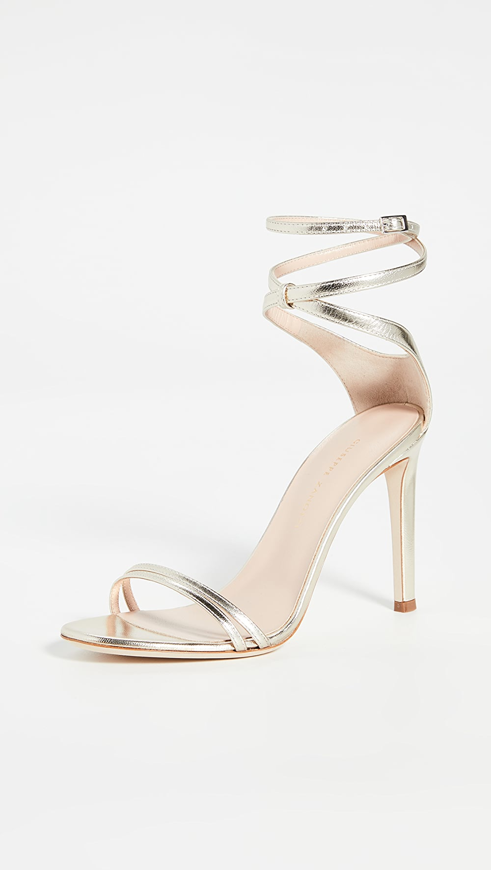 Cheap Price Giuseppe Zanotti - Basic Sandals 105mm Elegant In Smell