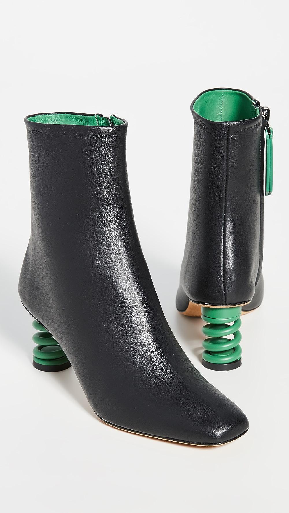 Adaptable Gray Matters - Molla Boots Bright In Colour