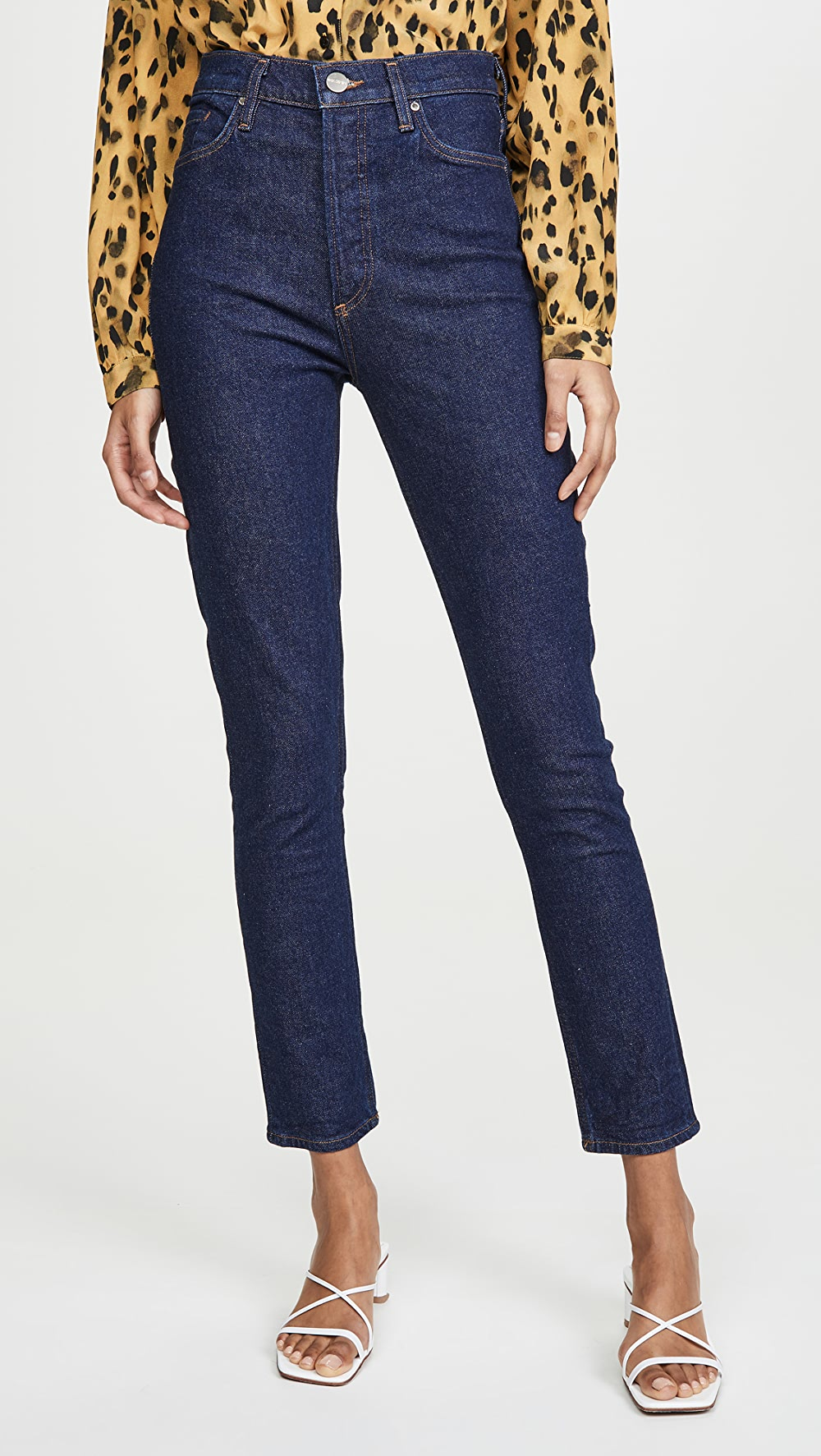 Open-Minded Goldsign - The High Rise Slim Jeans A Great Variety Of Models