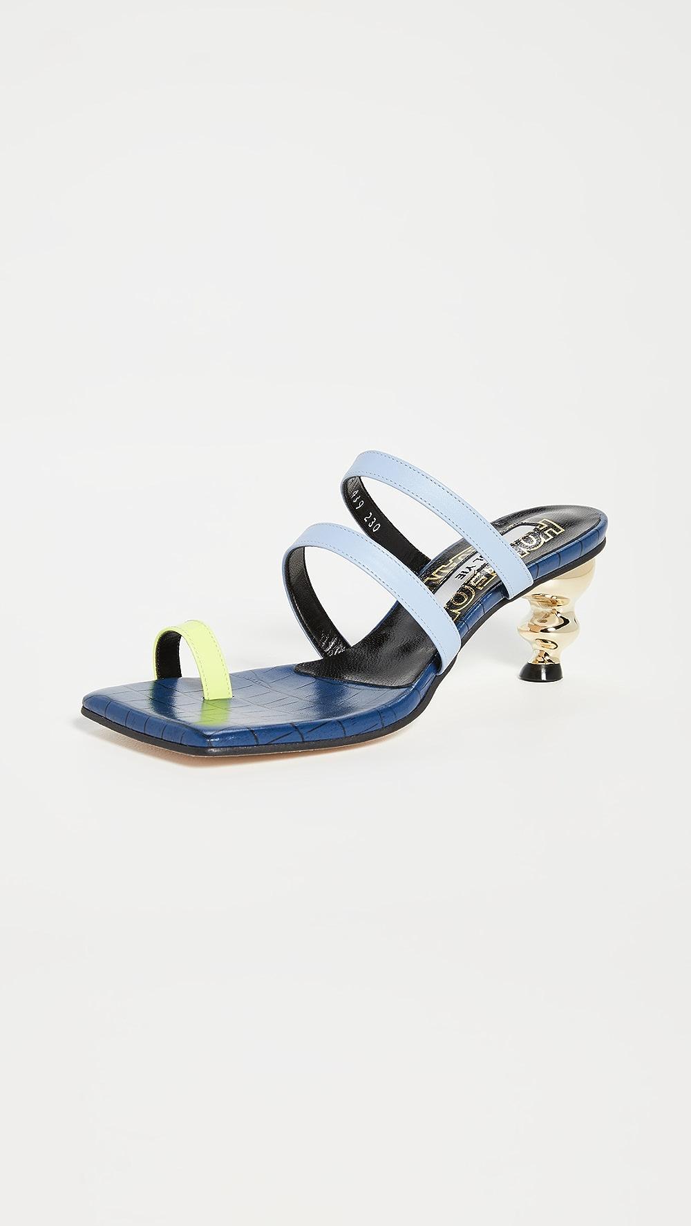 Energetic House Of Holland - Sunrise Sandals 100% Original
