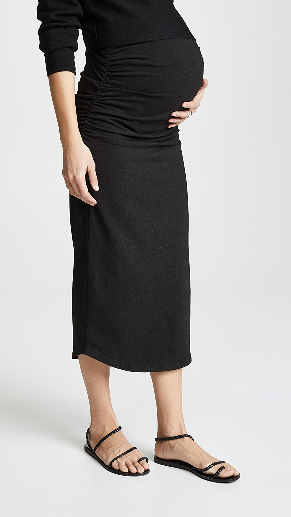Reasonable Monrow - Maternity Skirt Fast Color