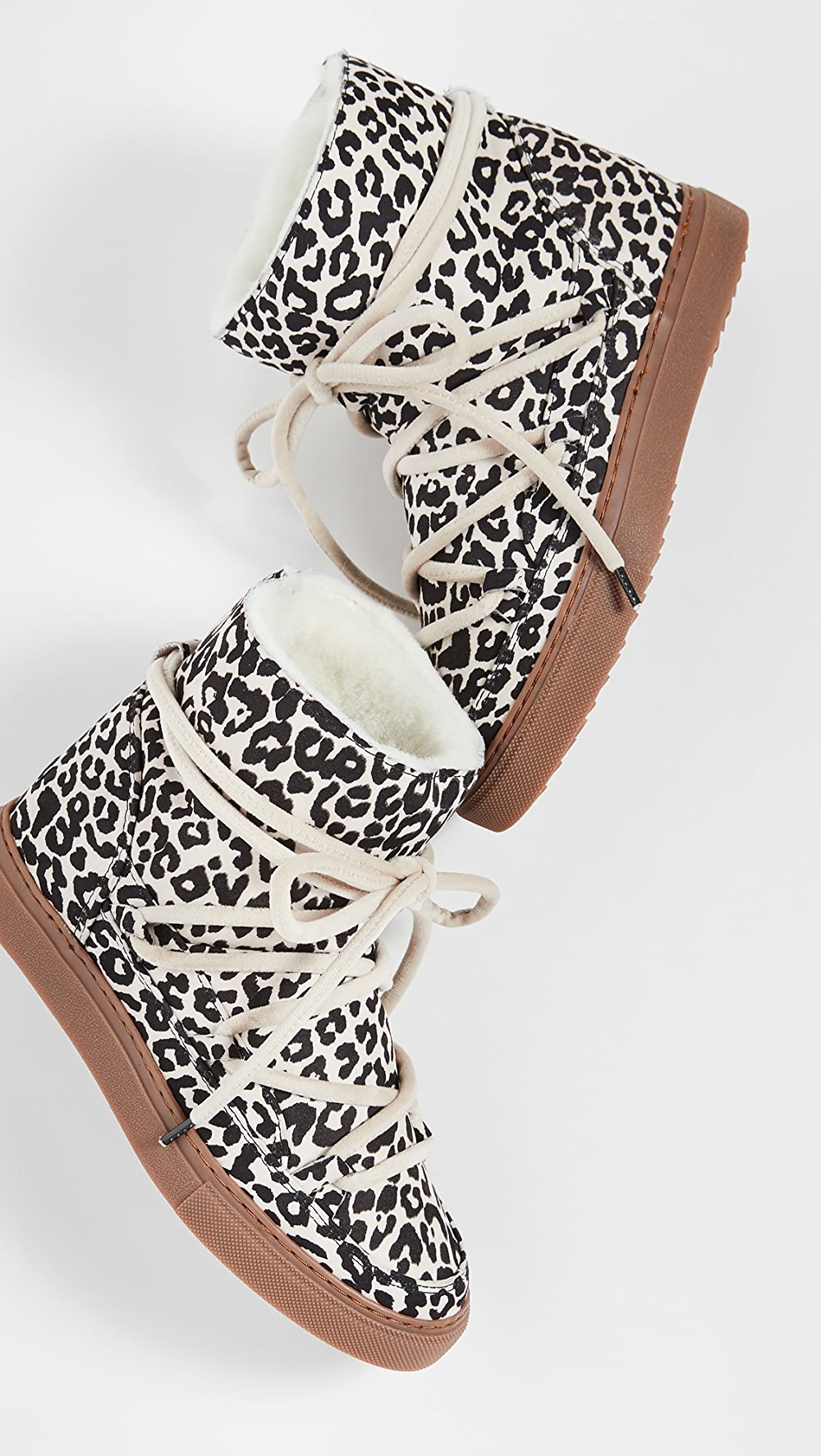 Ambitious Inuikii - Leo Shearling Sneakers Agreeable To Taste