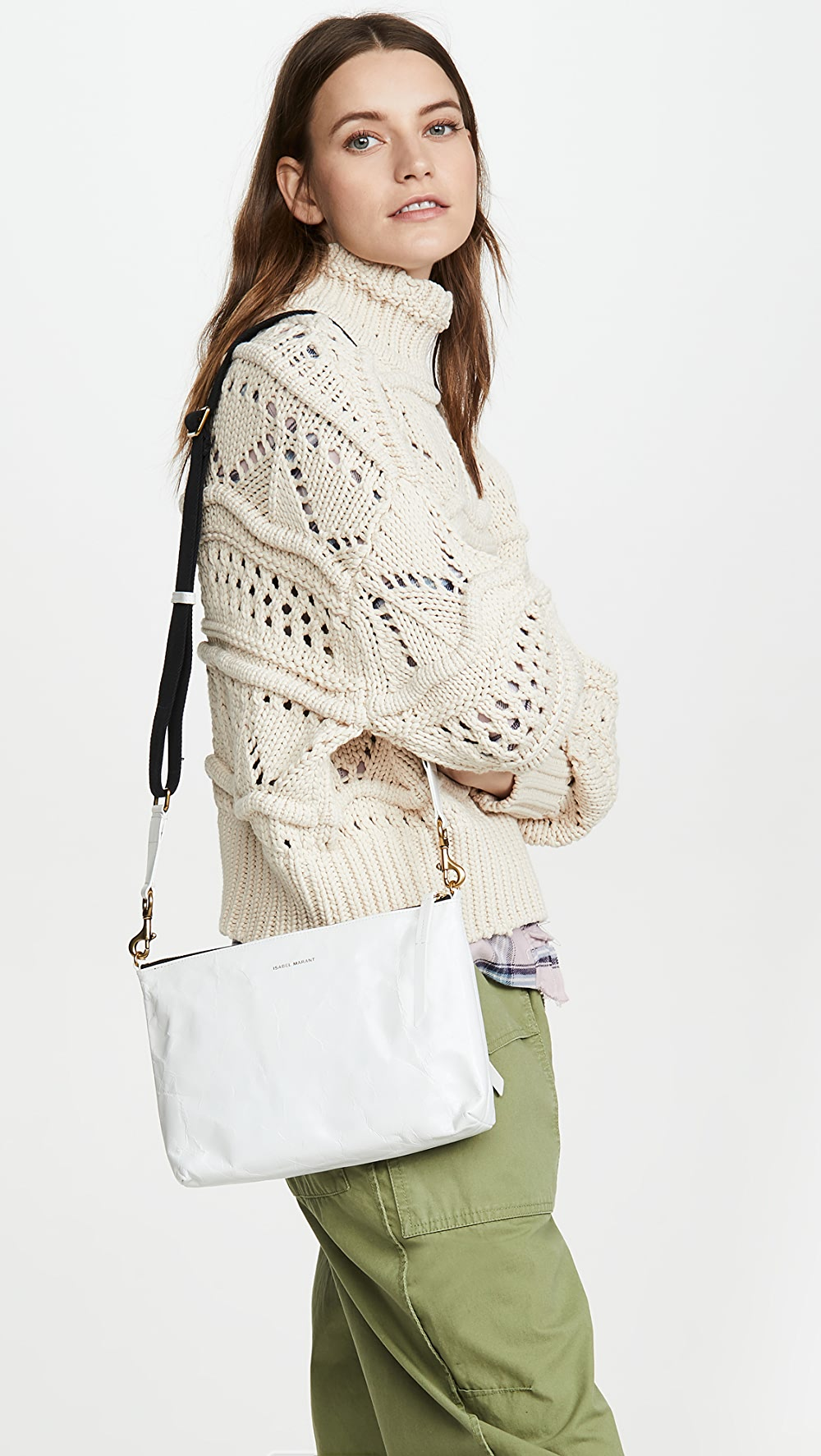 100% Quality Isabel Marant - Nessah New Bag Pure And Mild Flavor
