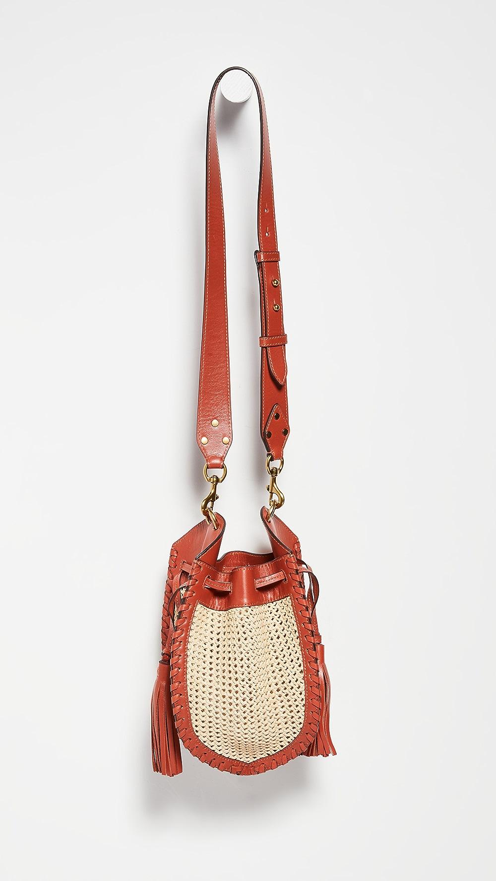 Fine Isabel Marant - Radja Bucket Bag Pretty And Colorful
