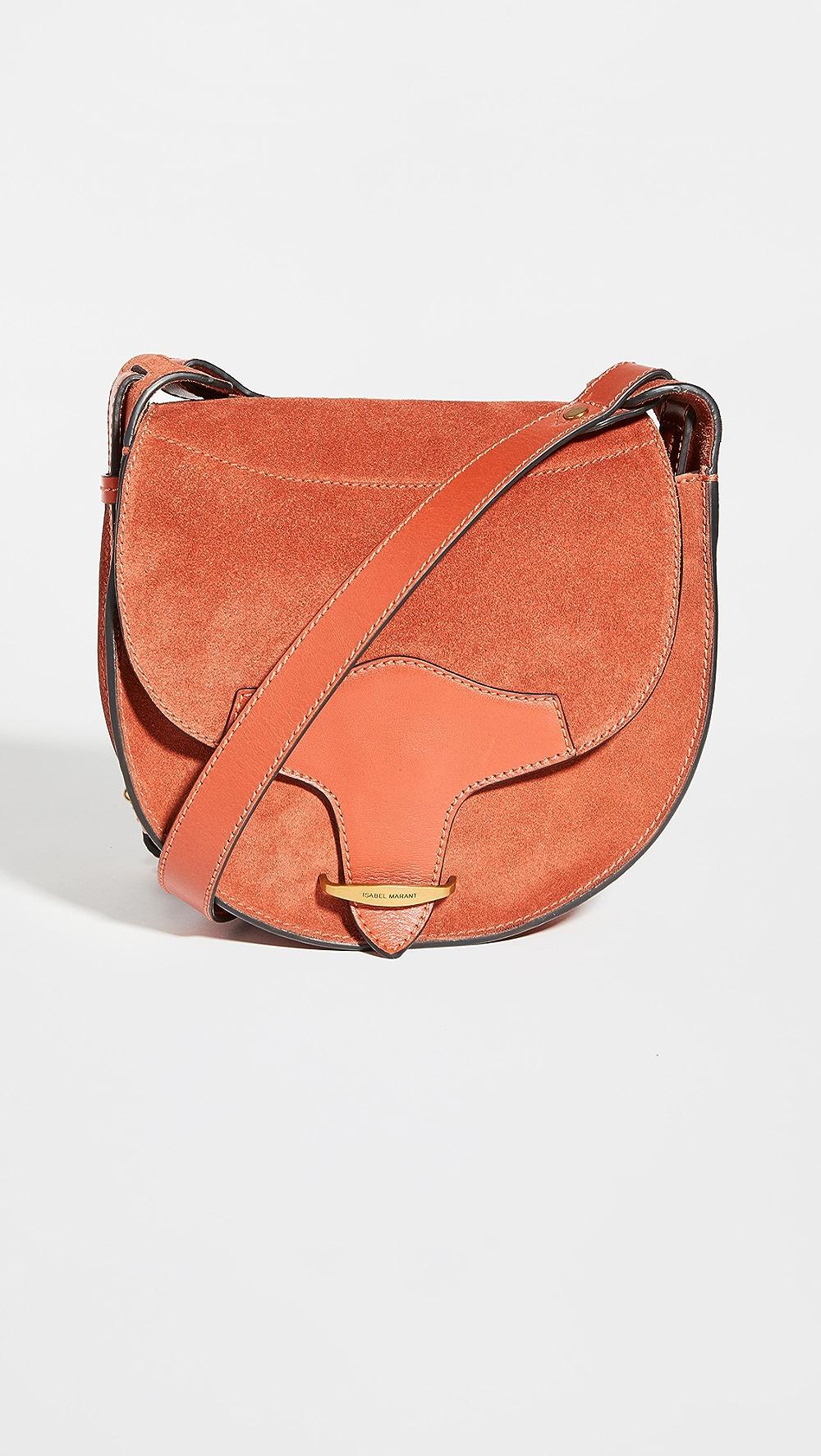 2019 Latest Design Isabel Marant - Botsy Shoulder Bag High Resilience
