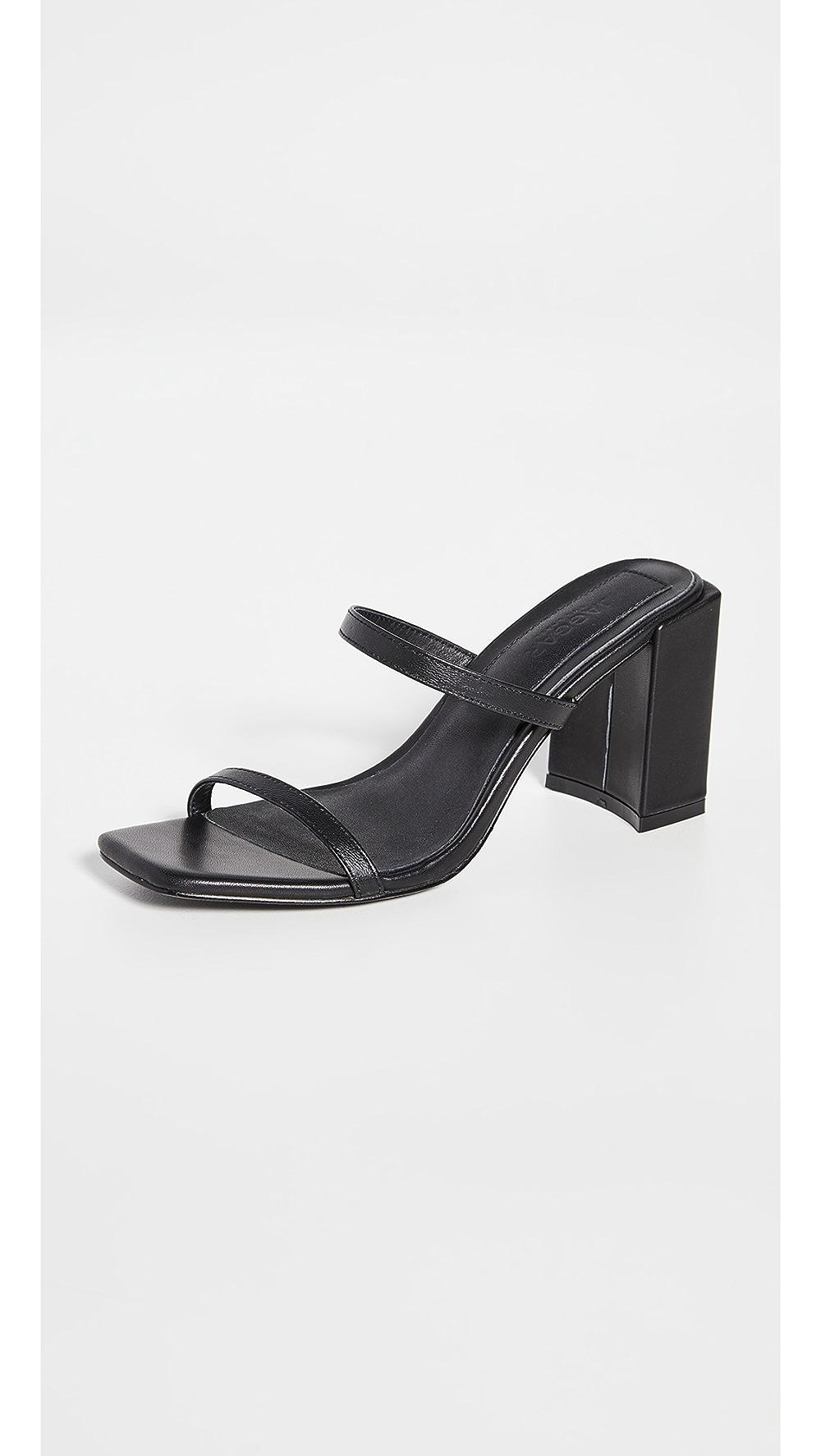 Confident Jaggar - Square Heel Sandals Discounts Price