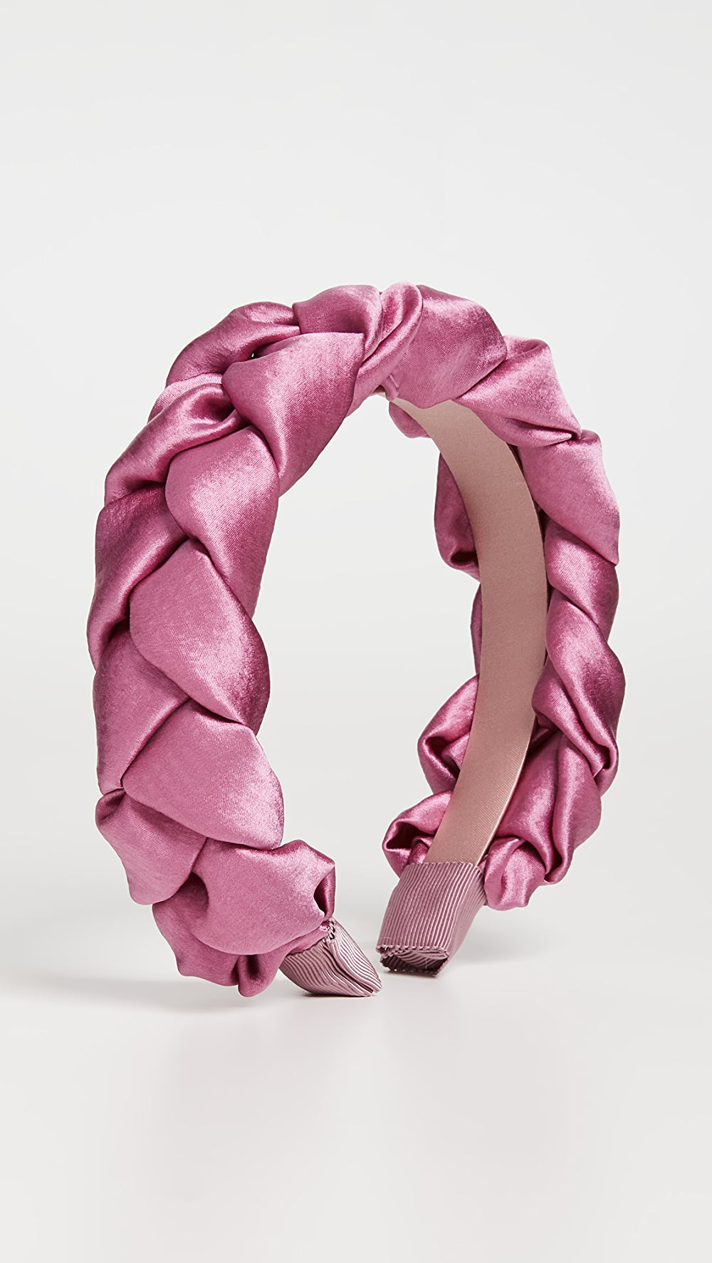 Reasonable Jennifer Behr - Lorelei Headband In Hammered Silk Profit Small