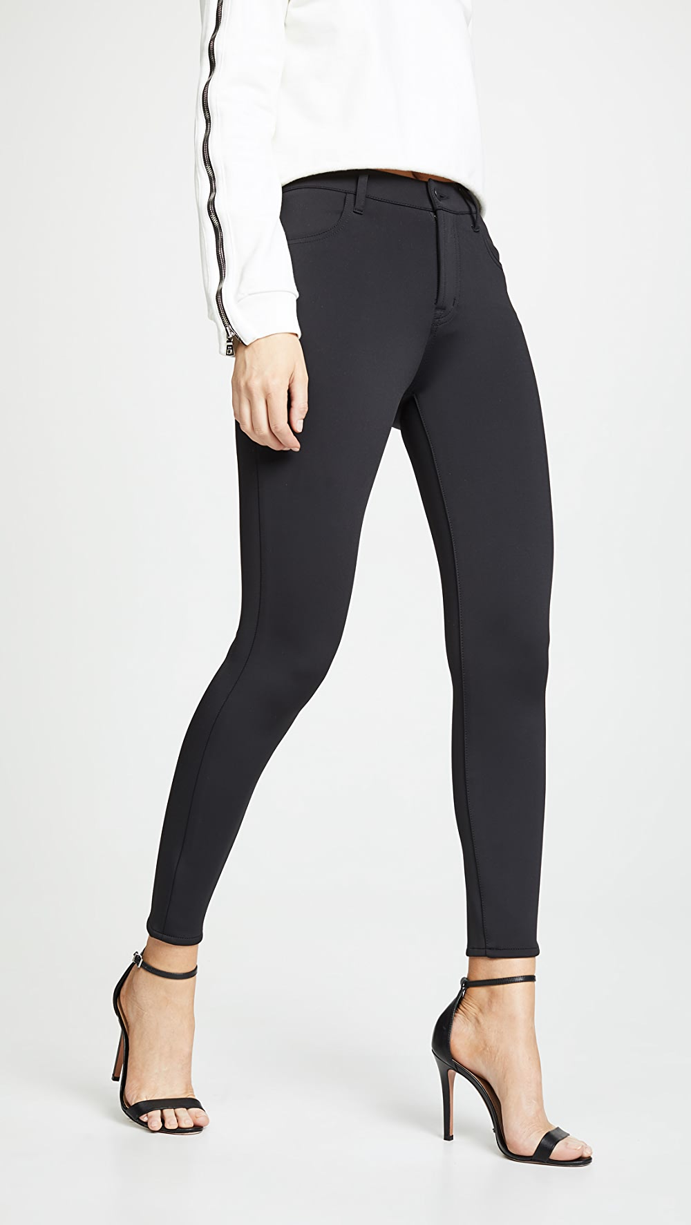 Independent J Brand - Alana High Rise Skinny Pants We Take Customers As Our Gods