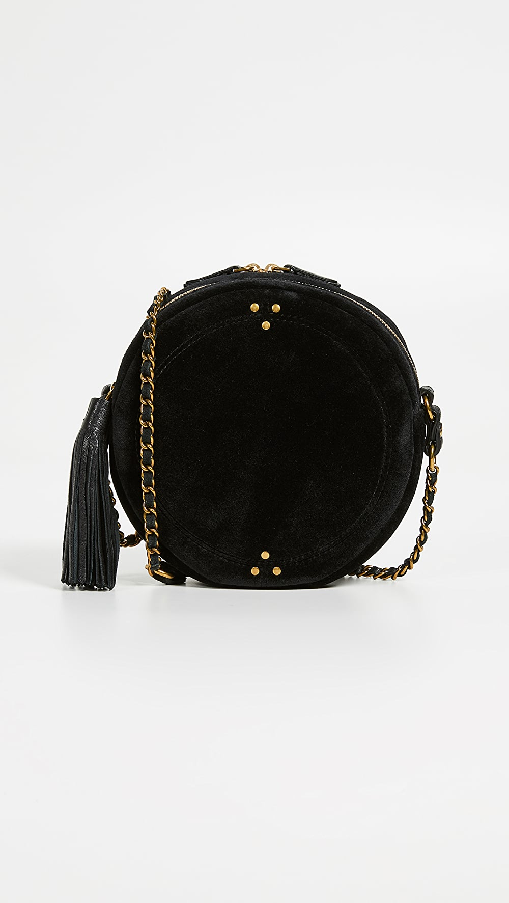 Intellective Jerome Dreyfuss - Remi Circle Crossbody Bag Excellent (In) Quality