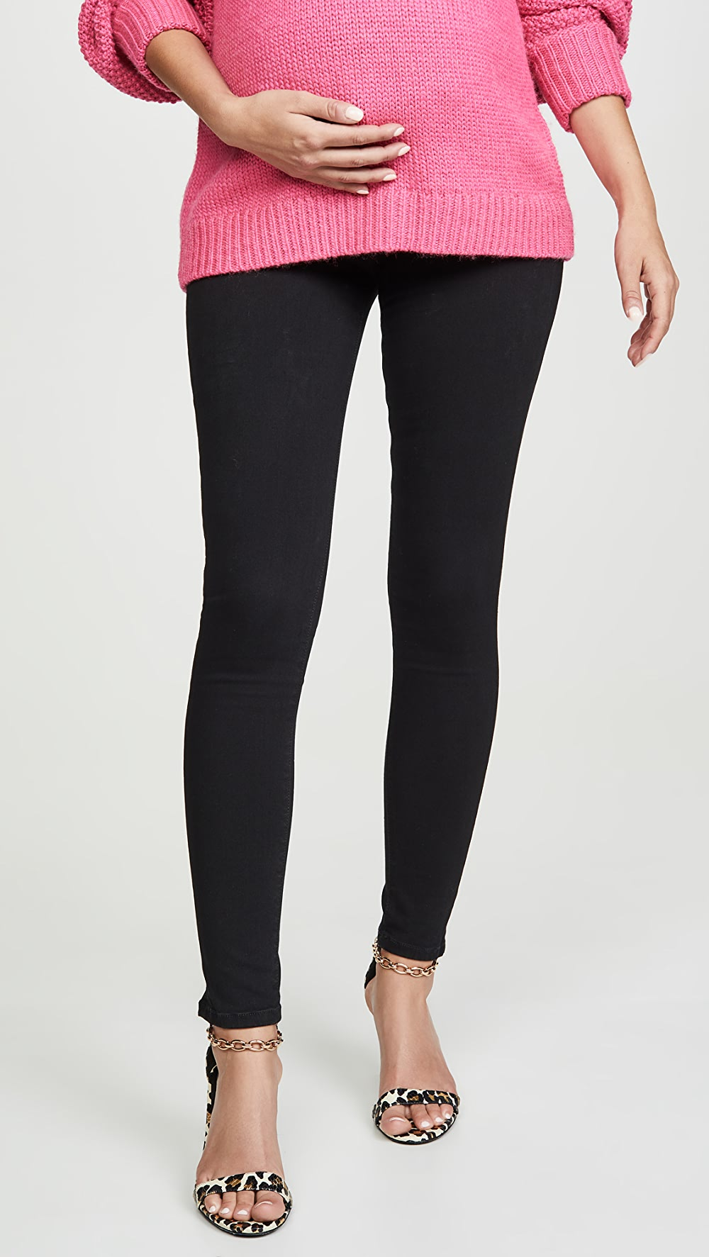 Just Joe's Jeans - The Icon Skinny Maternity Jeans Fancy Colours