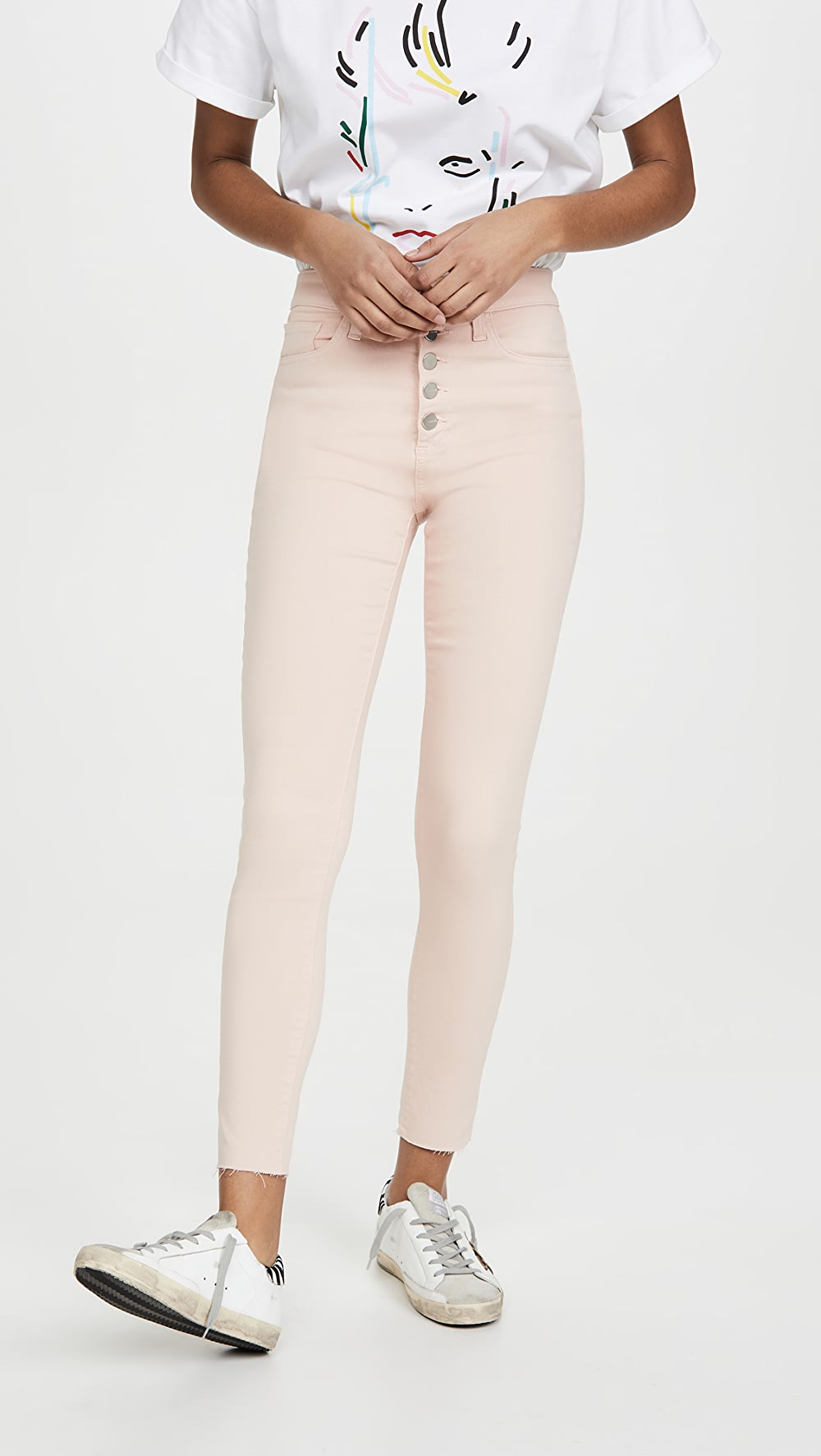 Intellective Joe's Jeans - The Charlie Ankle Exposed Button Fly Jeans Complete In Specifications