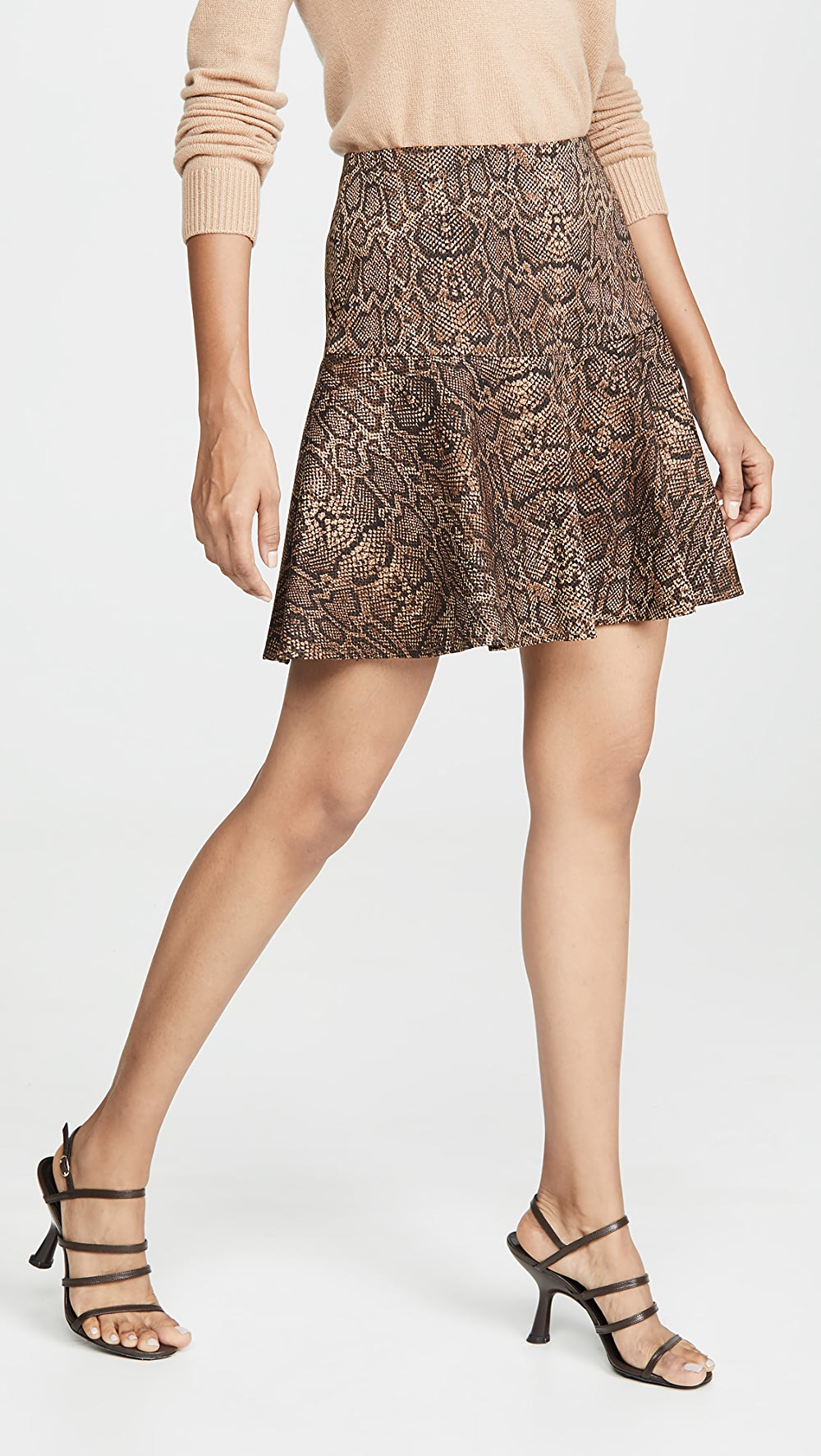 Analytical Joie - Jamey Skirt Attractive Designs;