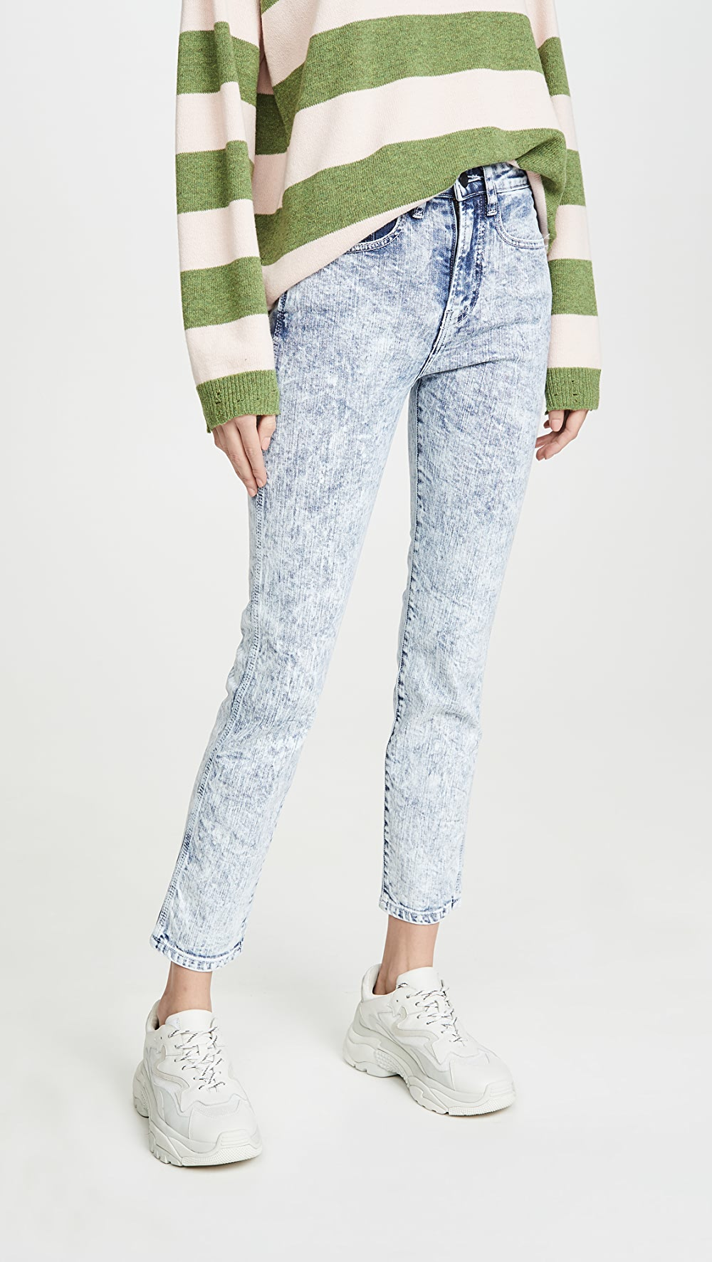 Sweet-Tempered Jordache - High Rise Slim Jeans Low Price