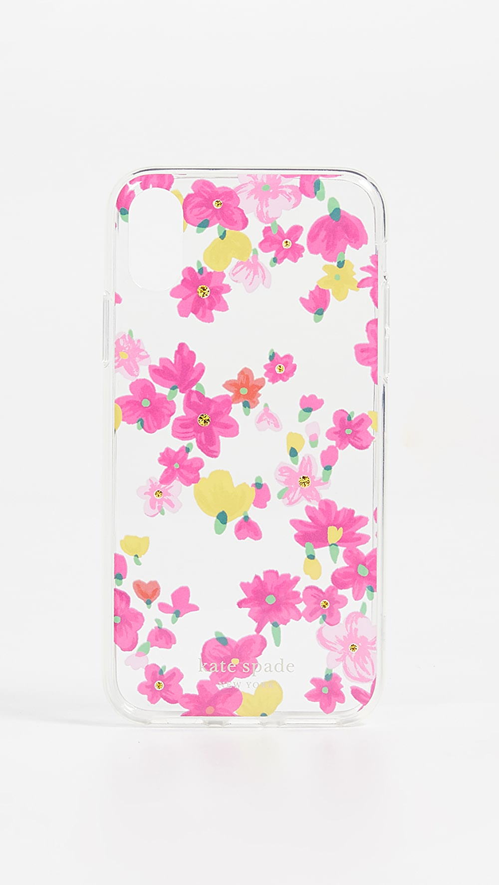 Creative Kate Spade New York - Jeweled Marker Floral Iphone Xs / X Case To Enjoy High Reputation At Home And Abroad